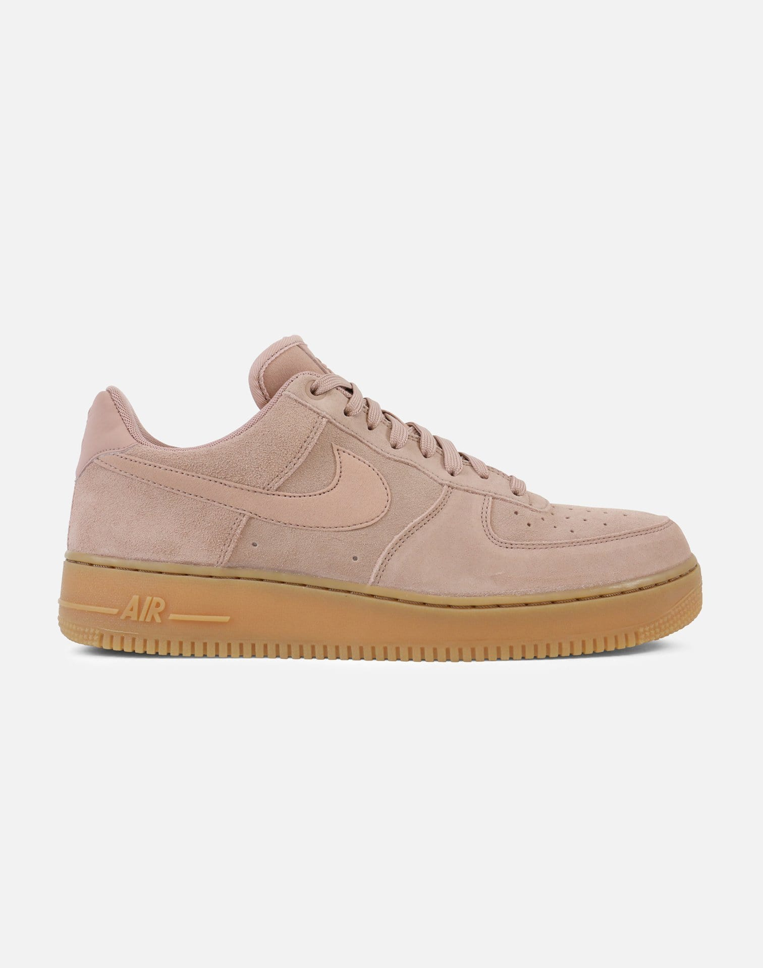 Nike Air Force 1 '07 LV8 Suede (Particle Pink/Particle Pink)