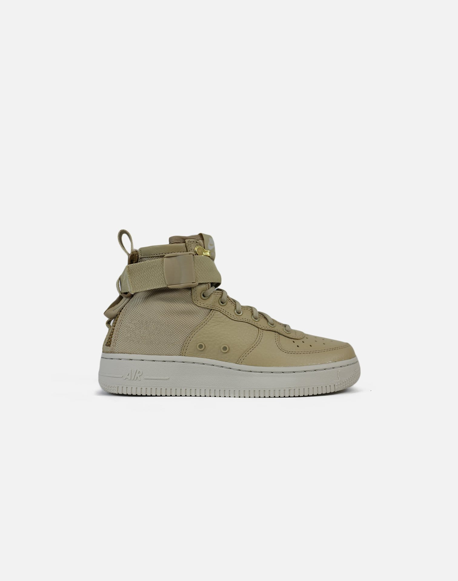 Nike SF Air Force 1 Mid 'Urban Utility' Grade-School (Mushroom)