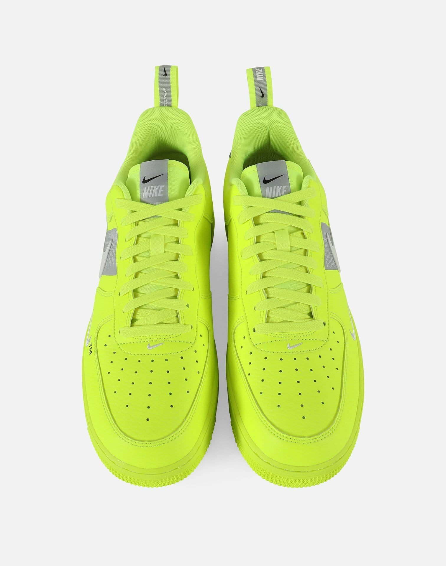 Nike Men's Air Force 1 '07 LV8 Utility 'Volt'