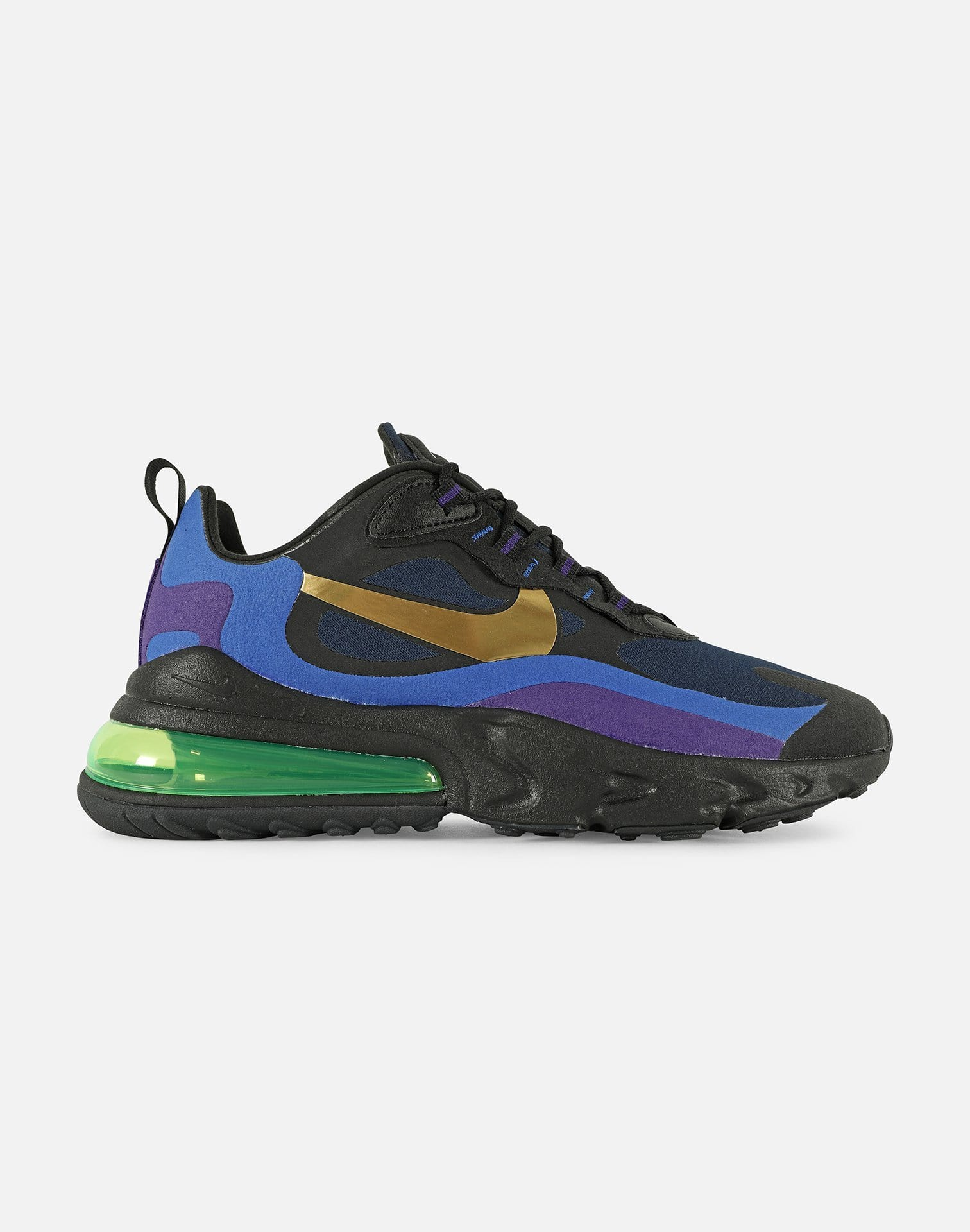 Nike Men's Air Max 270 React 'Heavy Metal'