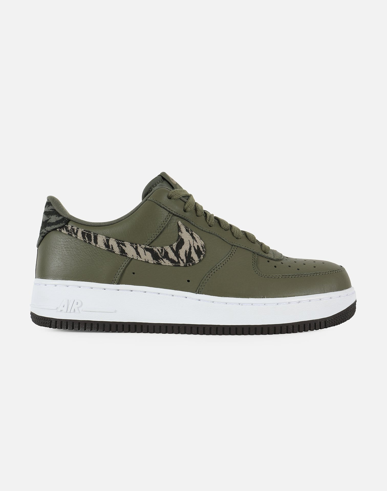 Nike Air Force 1 Tiger Camo