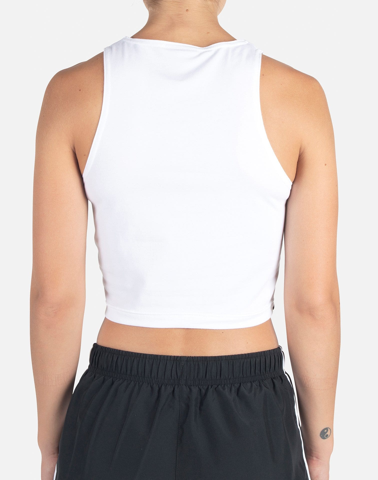 Nike Women's NSW Heritage Cropped Tank