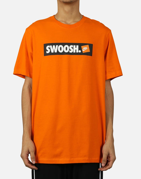 NSW SWOOSH BOX LOGO TEE