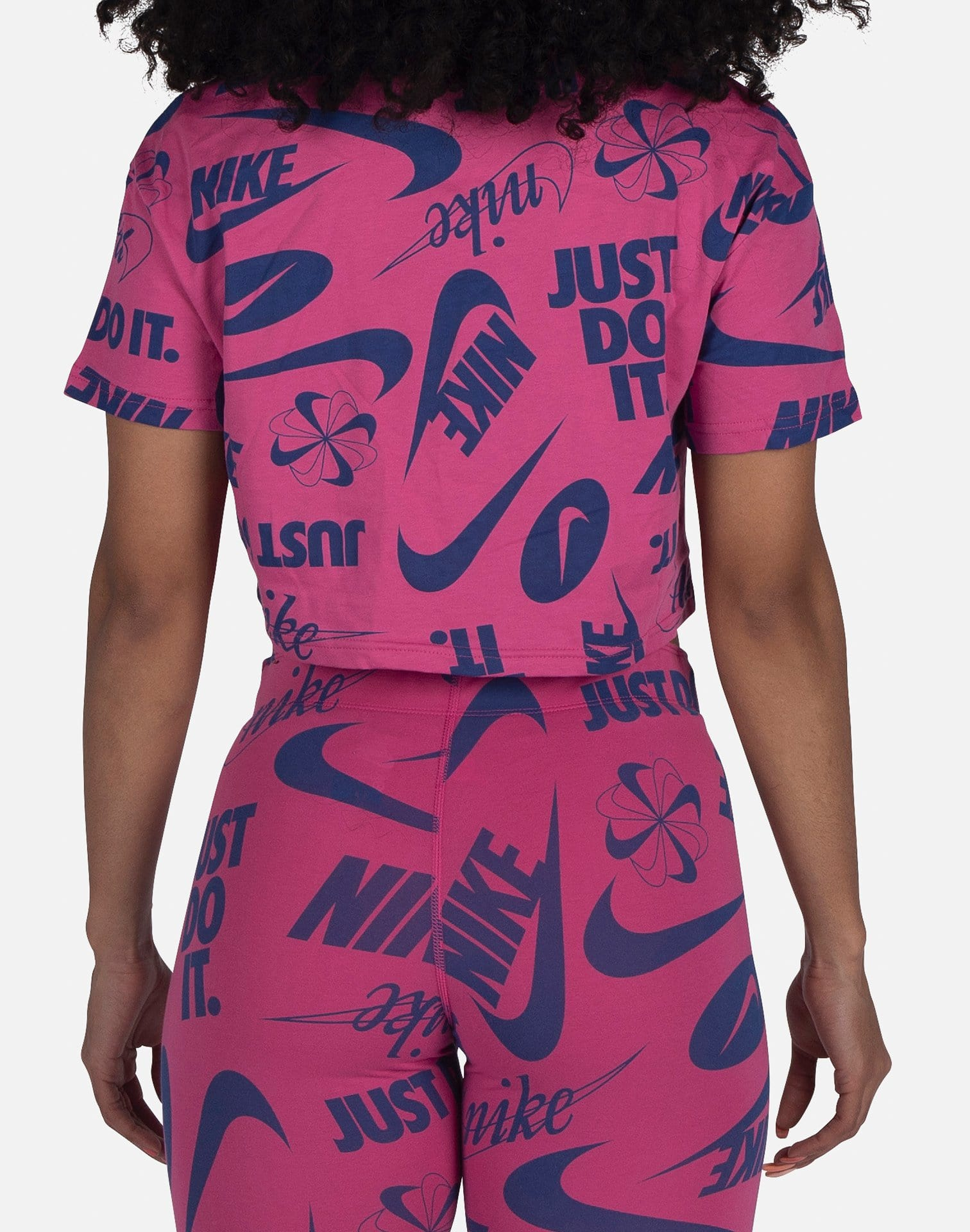 Nike NSW Women's Essential Wild Crop Top