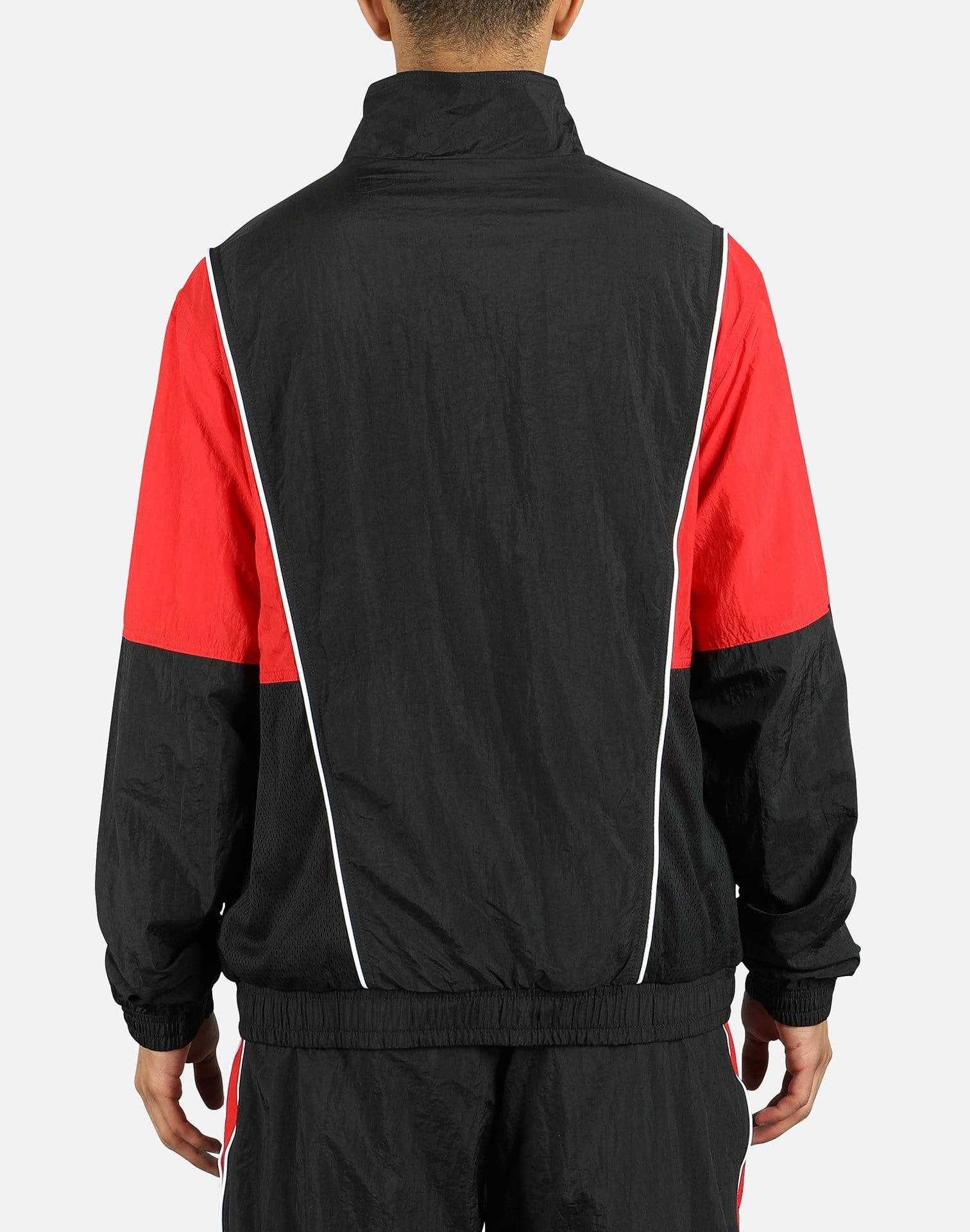 Nike Men's Throwback Basketball Track Jacket
