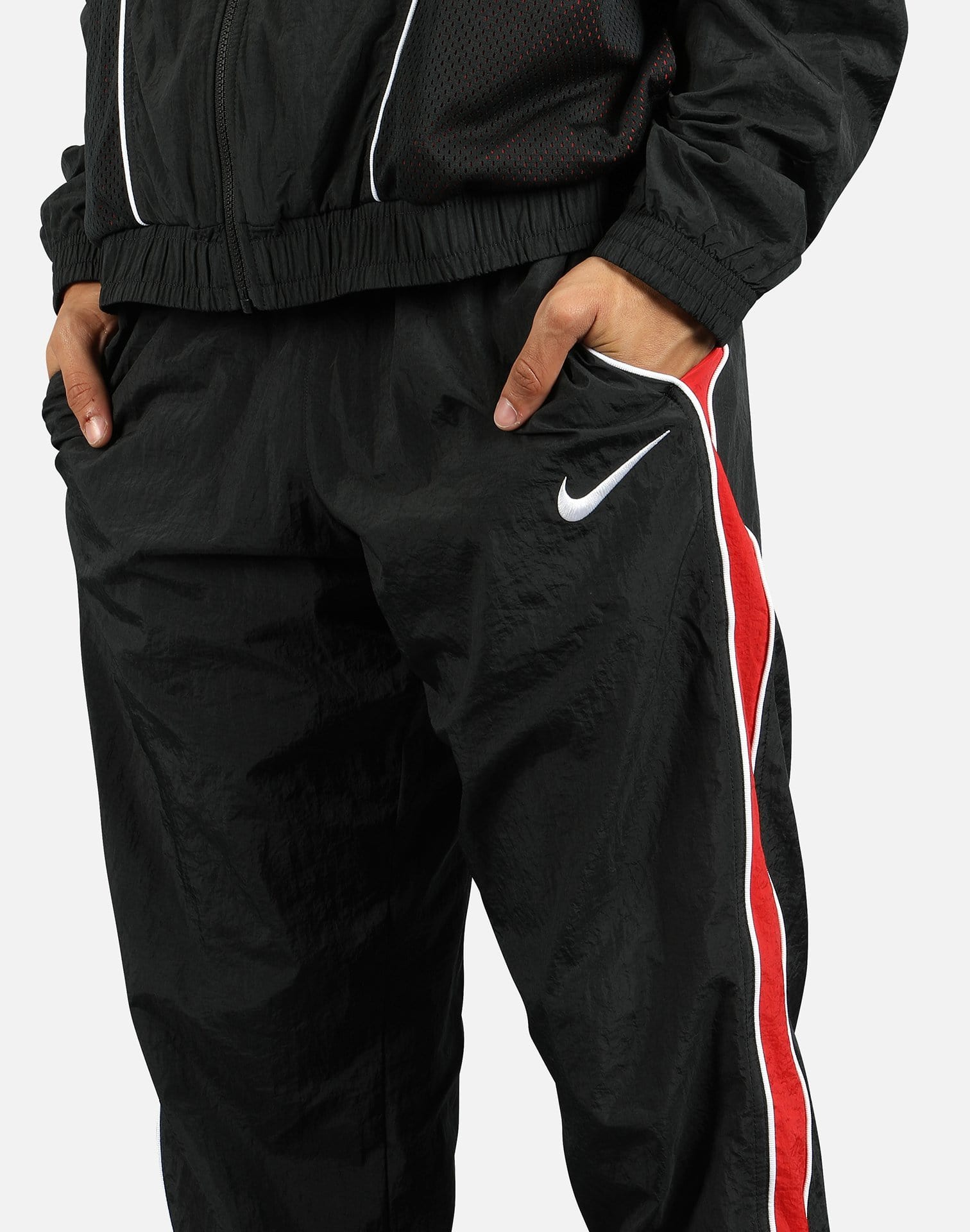 Nike Men's Throwback Basketball Track Pants
