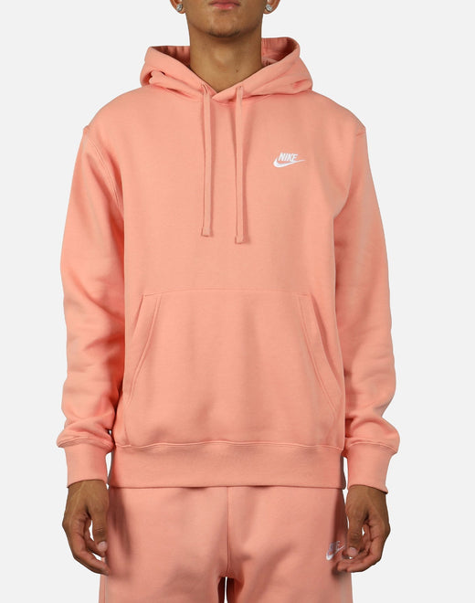 Nike Men's NSW Club Fleece Pullover Hoodie