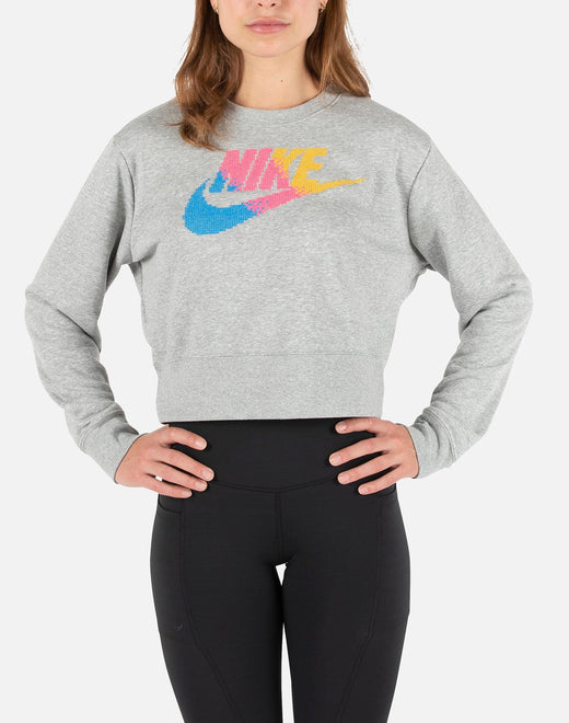 Nike Women's NSW Femme Fleece Crew