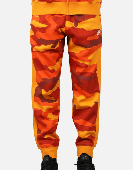 Nike NSW Men's Club Fleece Camo Joggers