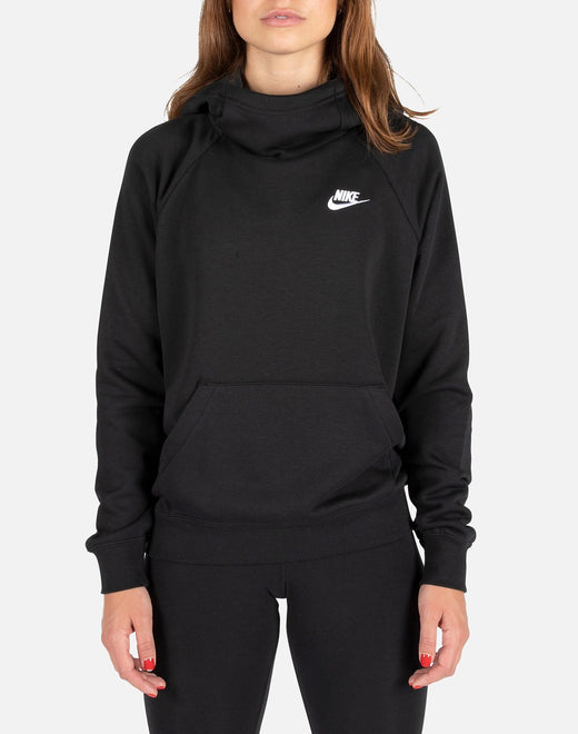 Nike NSW Women's Funnel-Neck Fleece Pullover Hoodie
