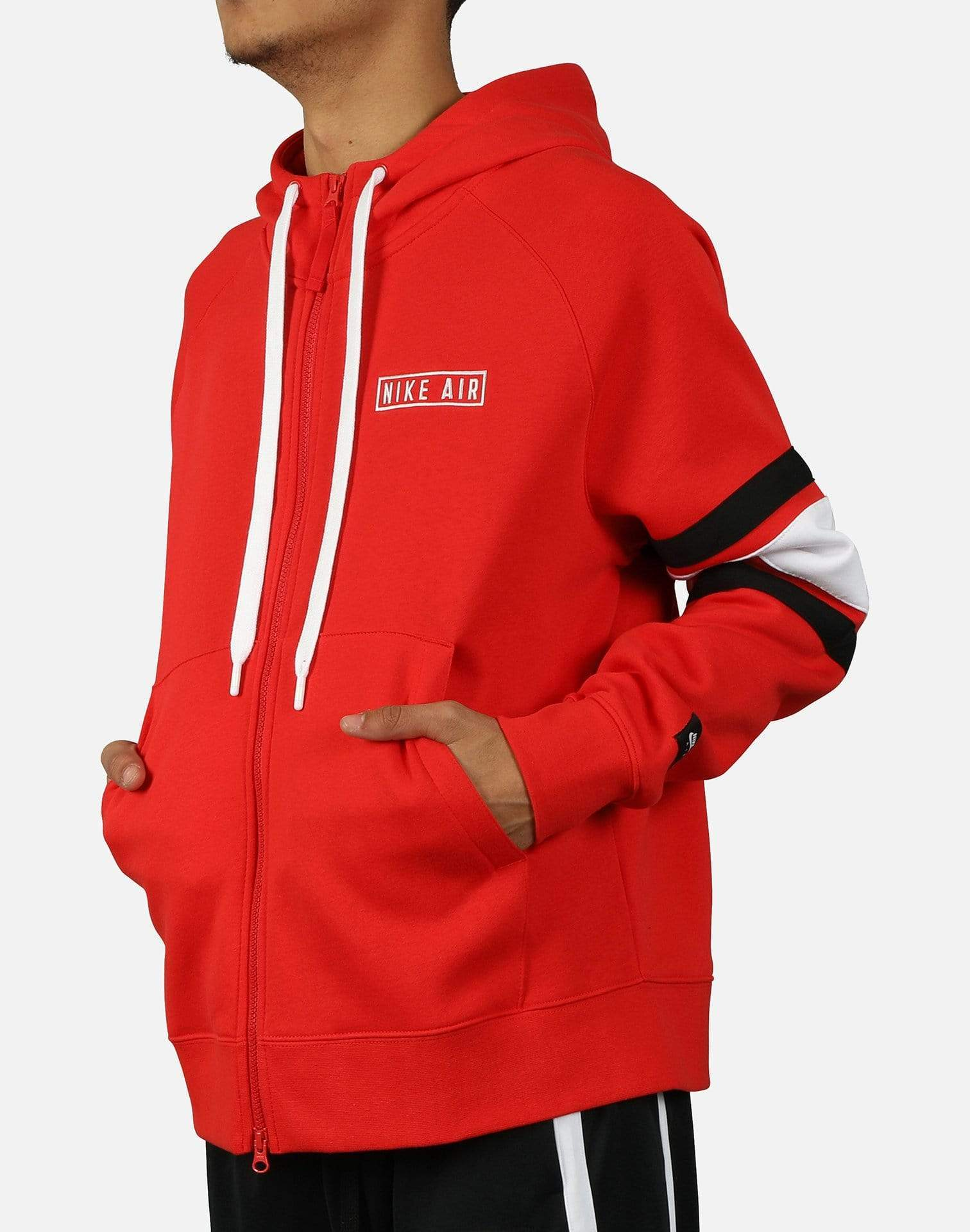 NSW AIR FULL-ZIP FLEECE HOODIE