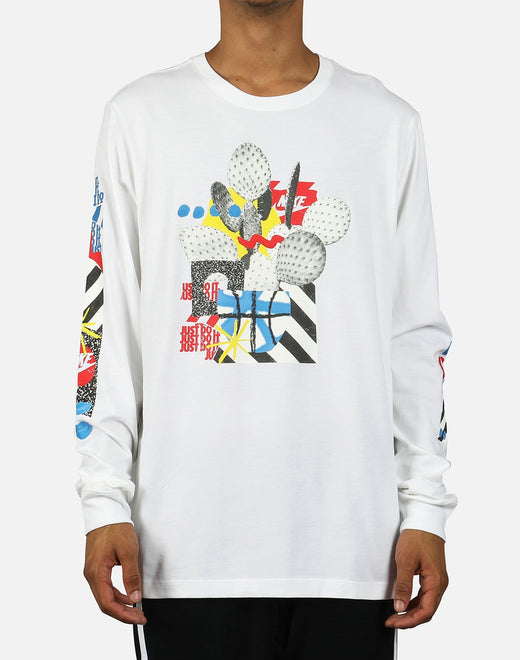 Nike Men's NSW Graphic Long Sleeve Tee