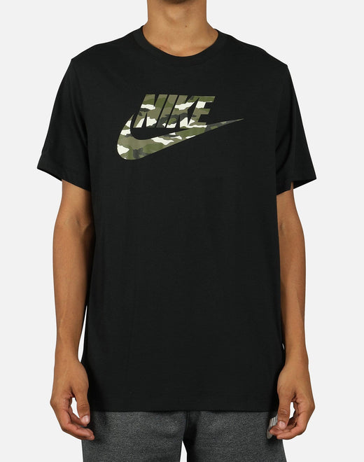Nike Men's NSW Camo Logo Tee