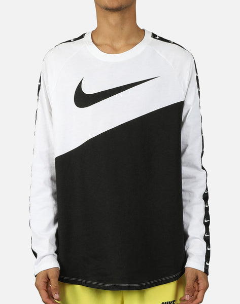 NSW SWOOSH LONG-SLEEVE TEE
