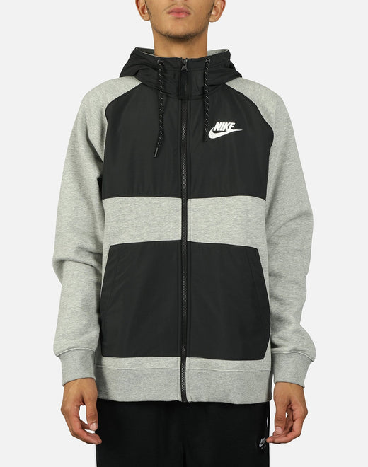 Nike NSW Men's Hybrid Graphic Full-Zip Hoodie