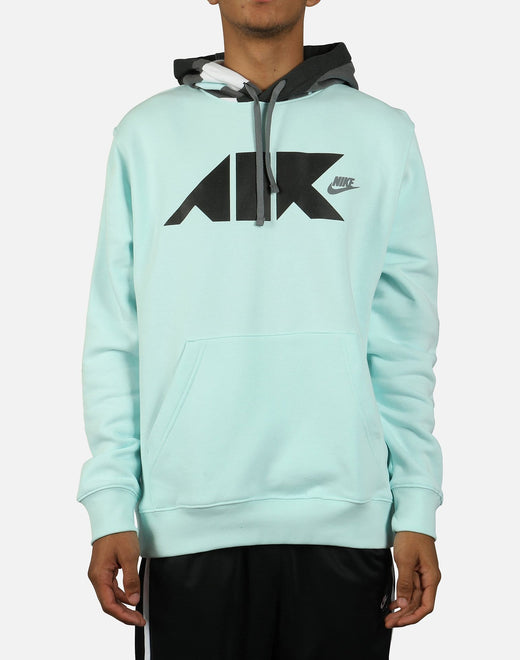 Nike NSW Men's Club Fleece Geometric Hoodie