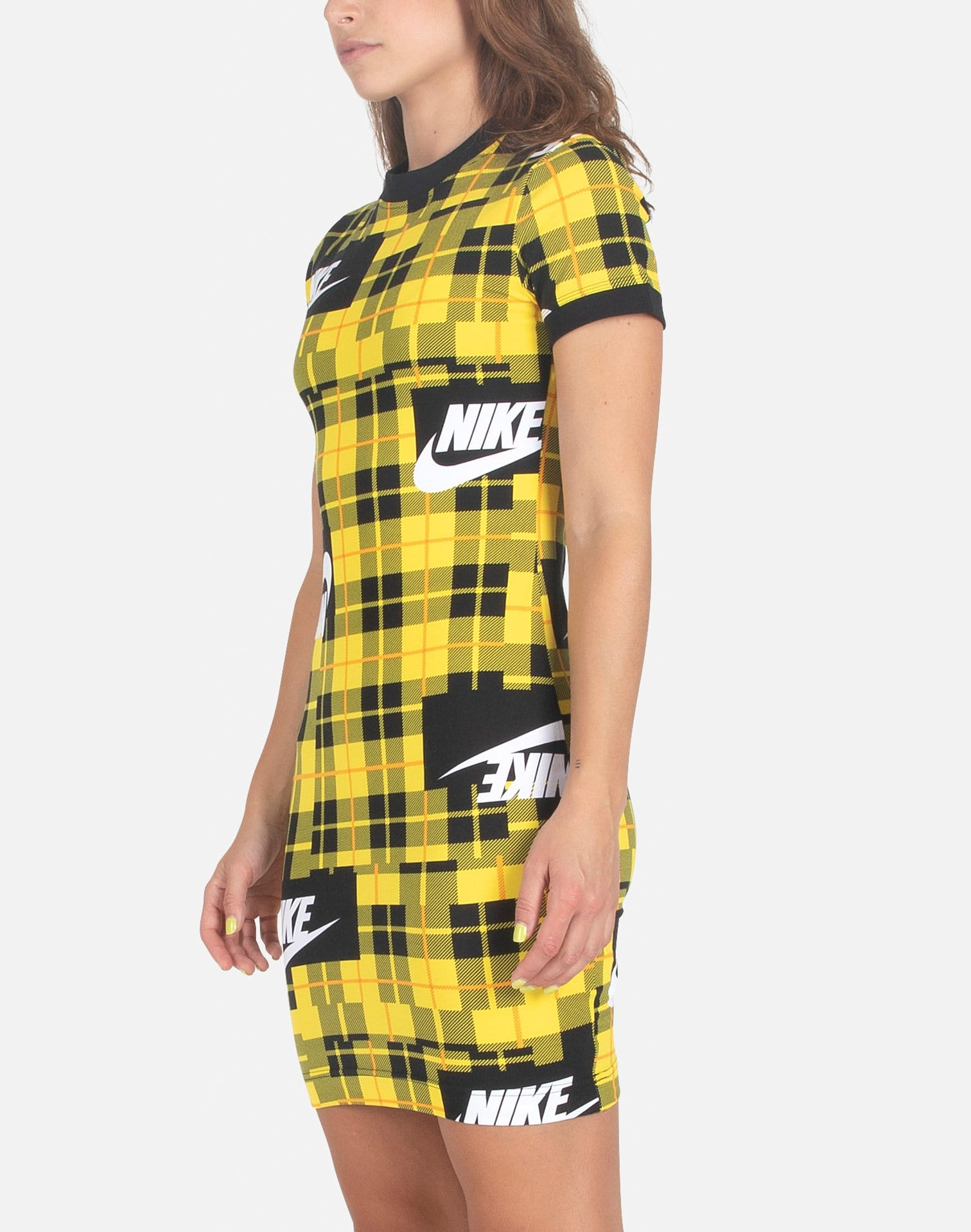 NSW PLAID DRESS – DTLR