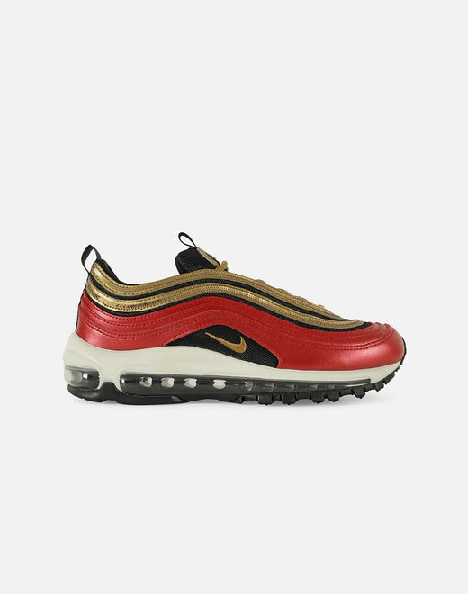 Get Women's Shoes Nike Air Max 95 LUX Sneakers 600 BURGUNDY