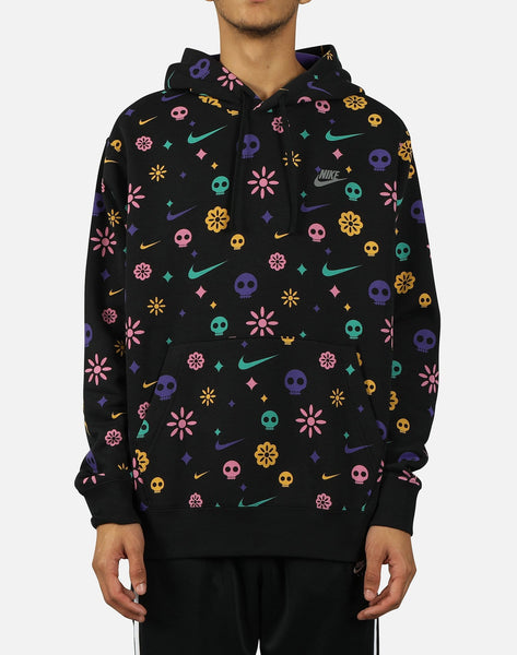 NSW CLUB DAY OF THE DEAD PULLOVER HOODIE