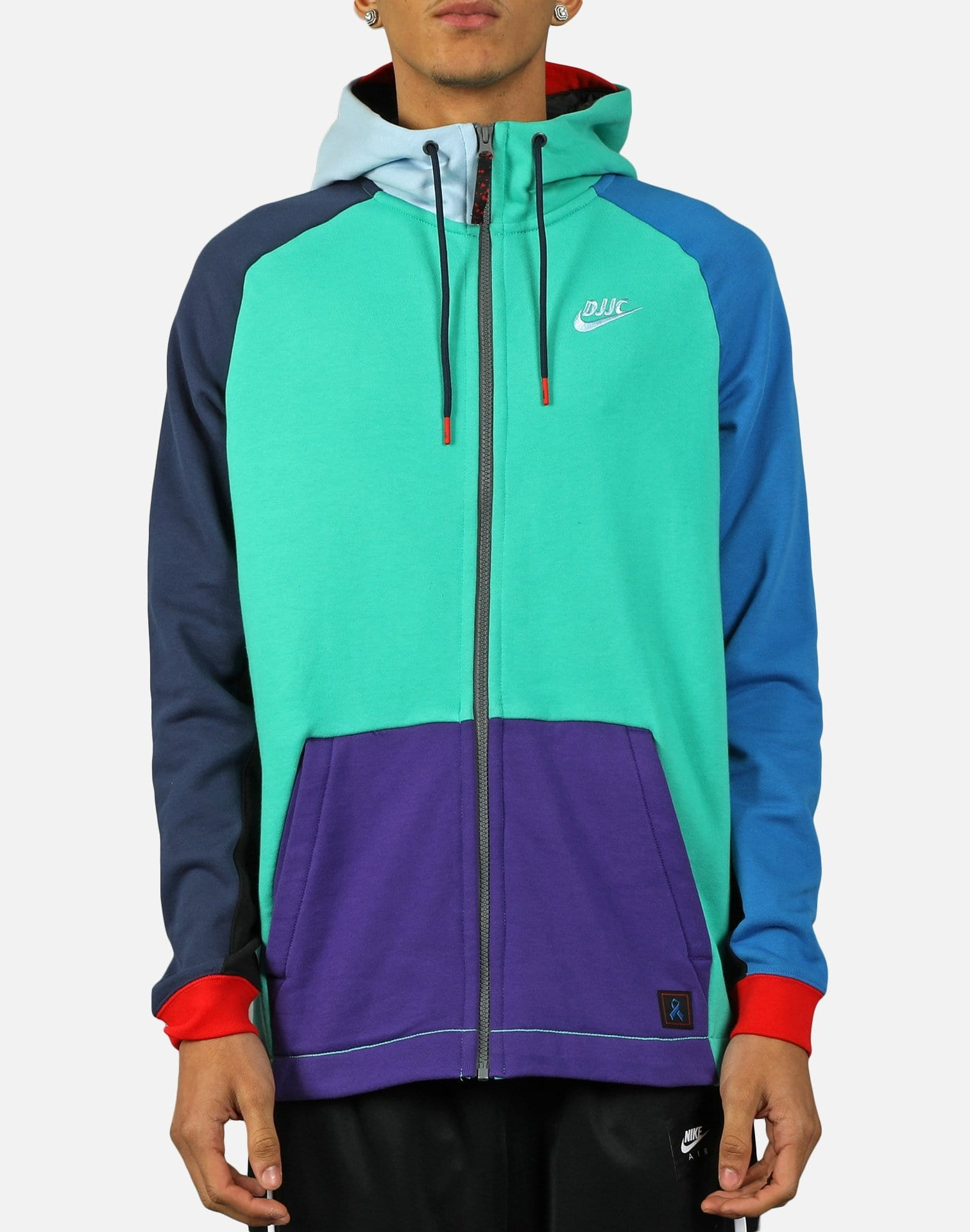 Nike NSW DESIREE DOERNBECHER MODERN FULL-ZIP HOODIE