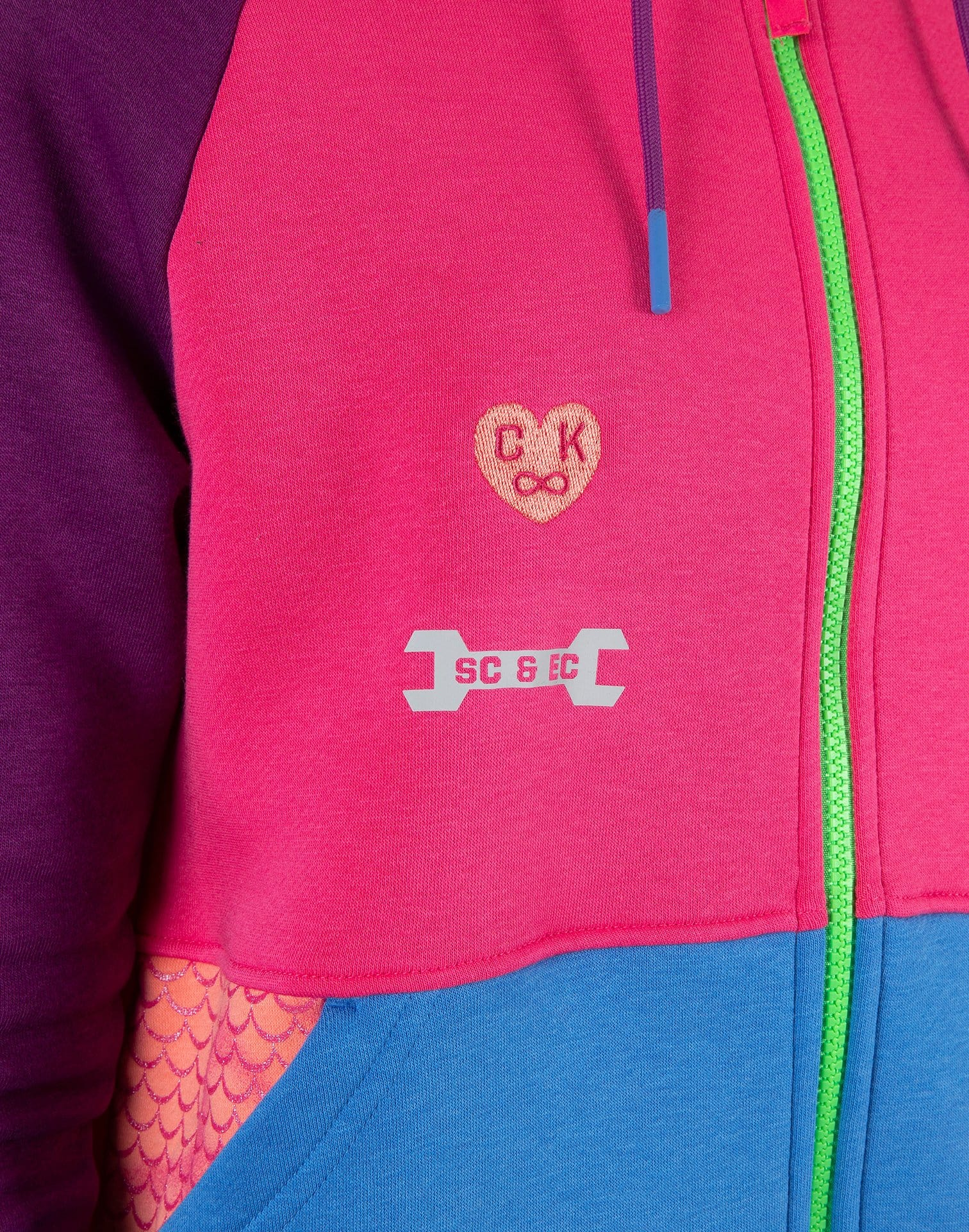 NSW KAHLEAH DOERNBECHER RALLY HOODIE