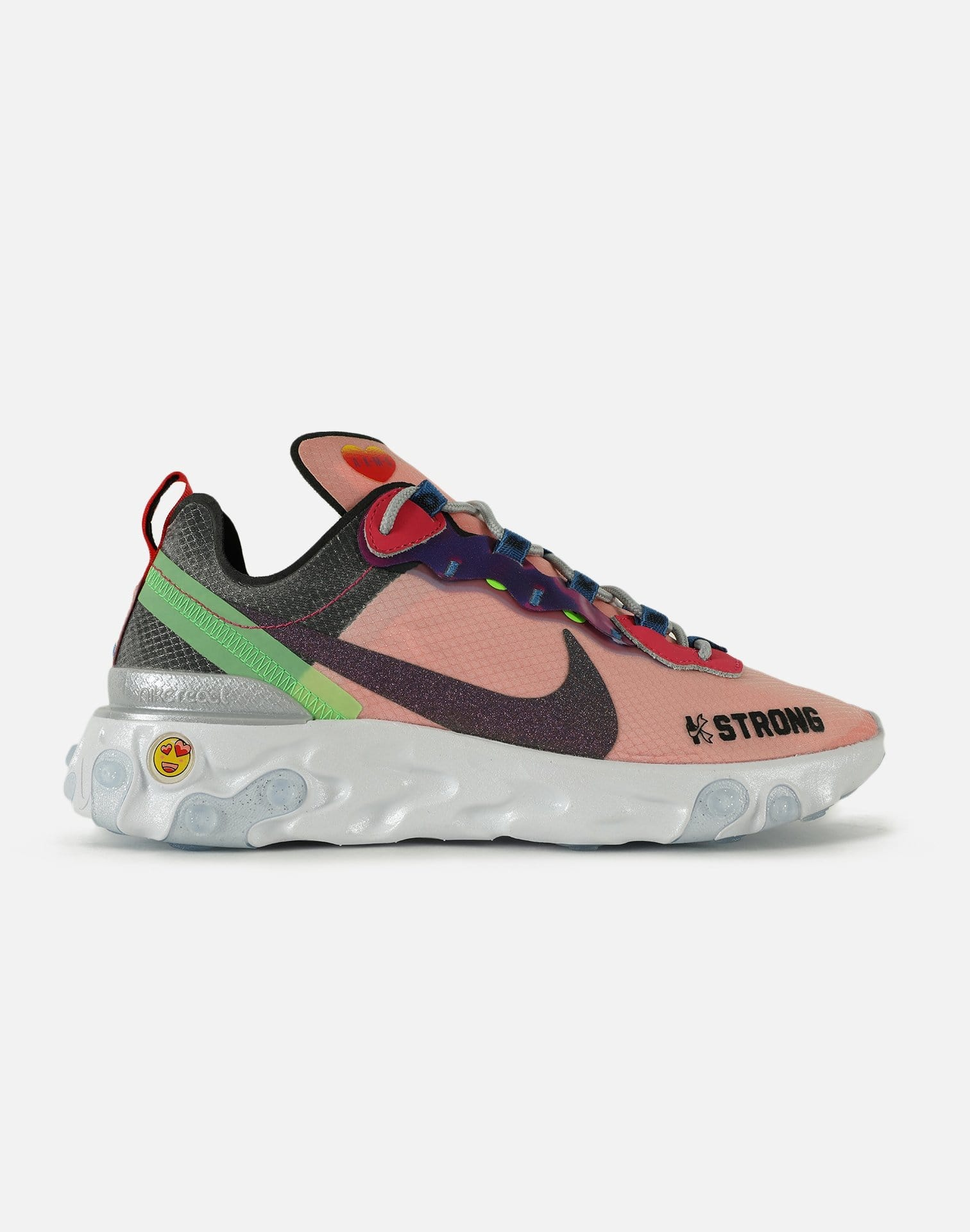 Nike REACT ELEMENT 55 DOERNBECHER 'KHALEAH'