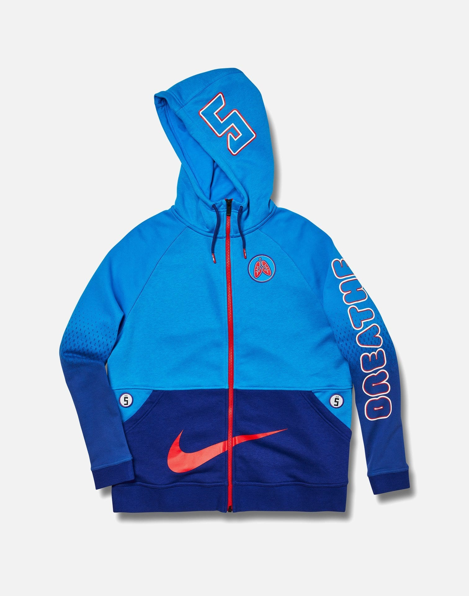 Nike Girl's Chloe Rally Full-Zip 'Doernbecher Freestyle' Hoodie