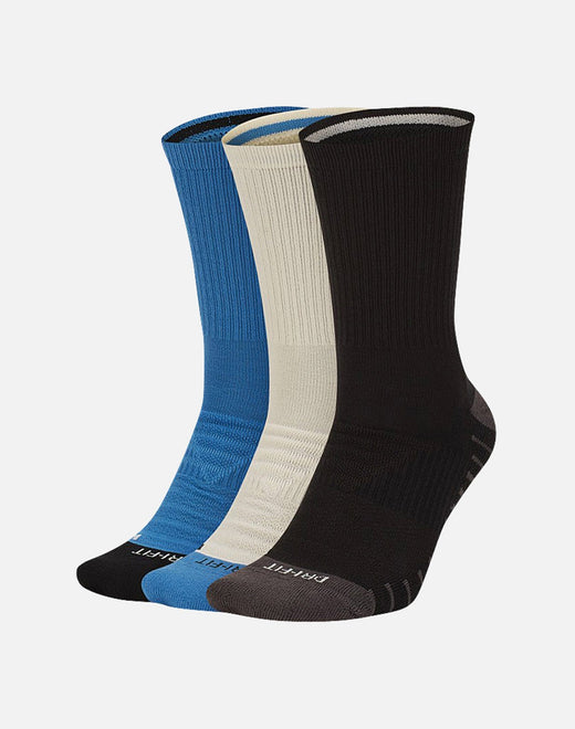 Nike Everyday Max Cushion Crew 3-Pack Socks
