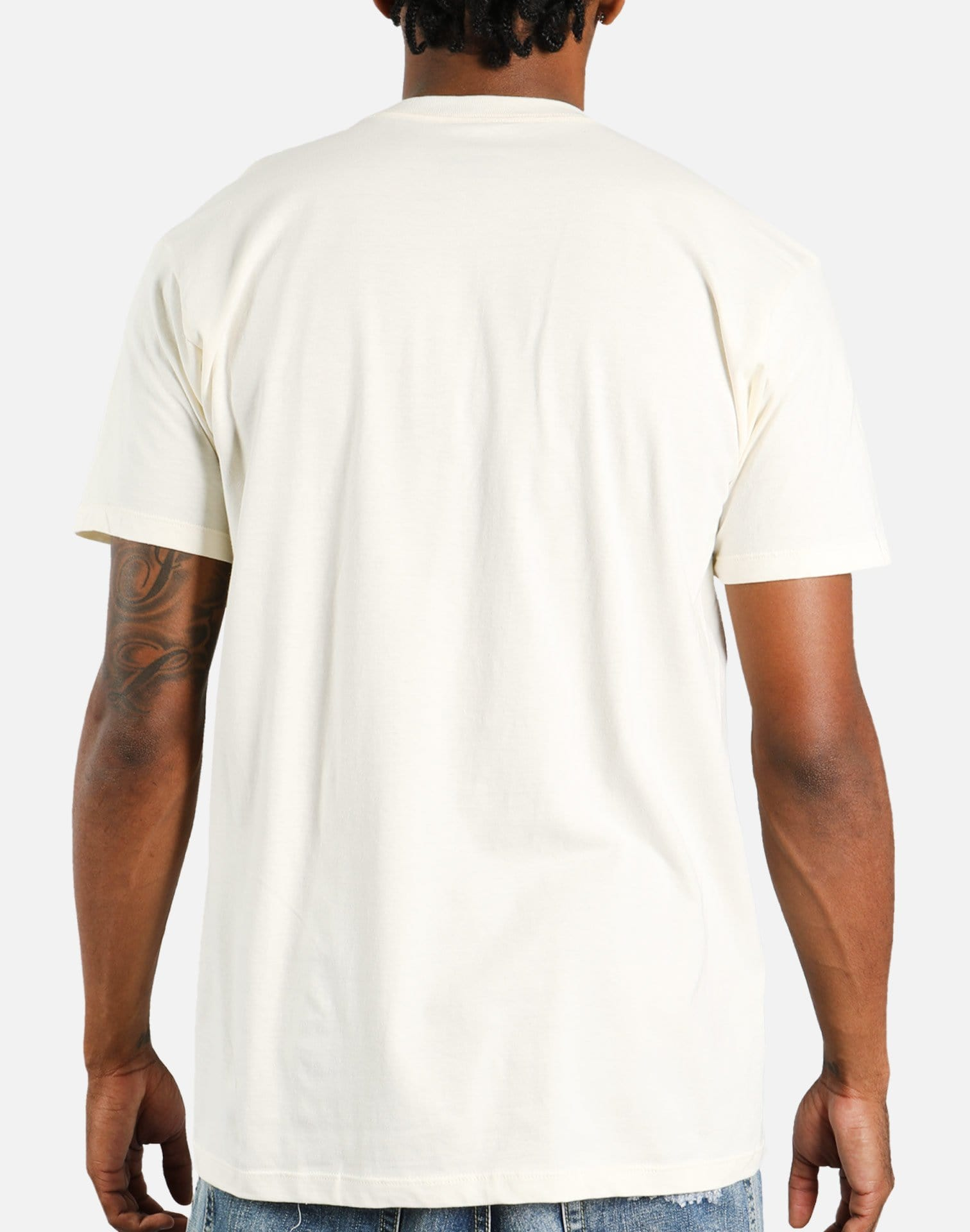 Outrank Stay Cool Tee (Cream)