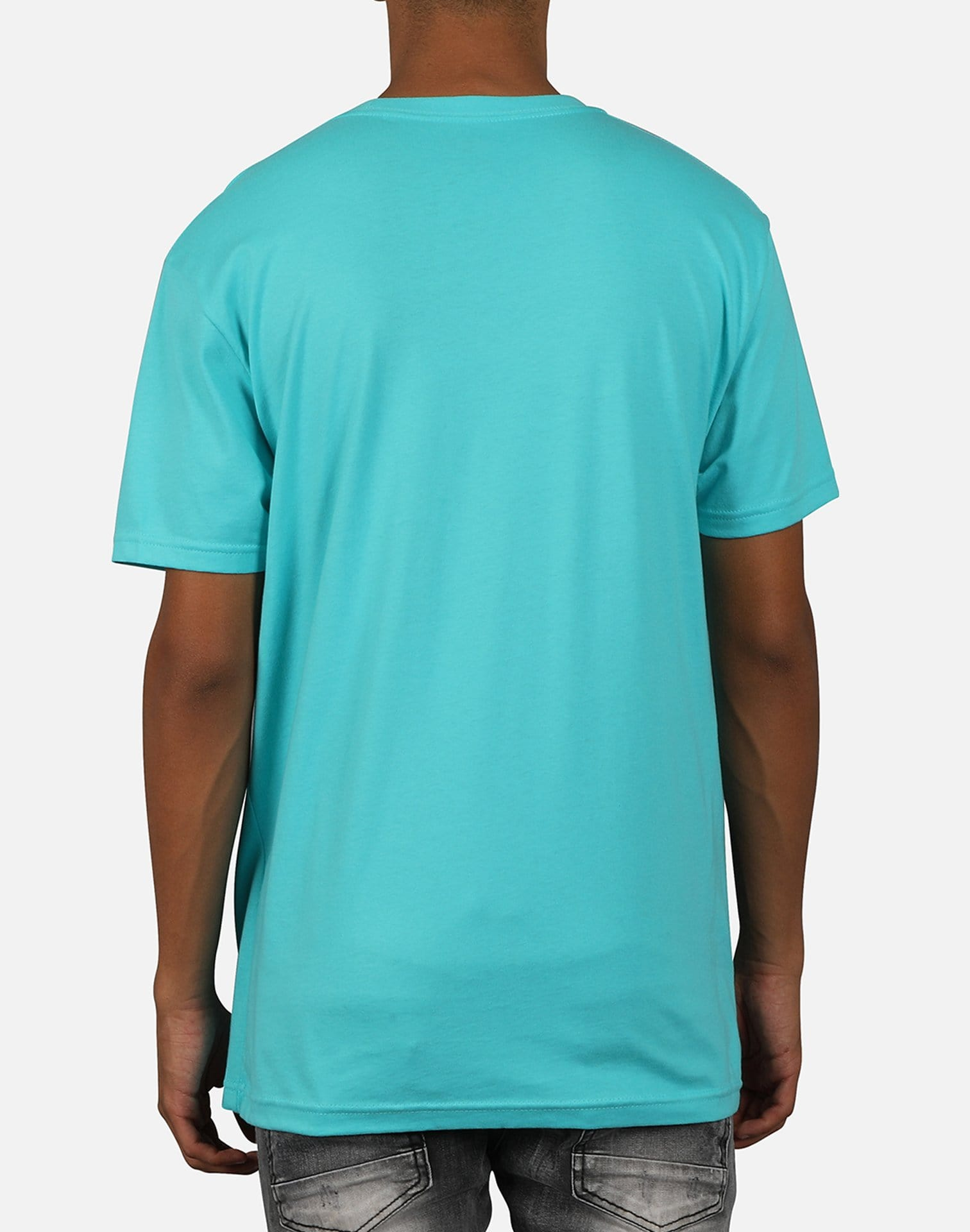 Outrank Men's Rich Center Patch Tee