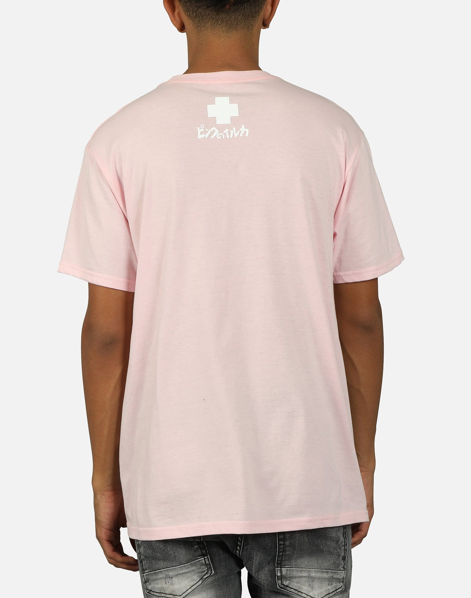 Pink Dolphin Men's Drink More Tee
