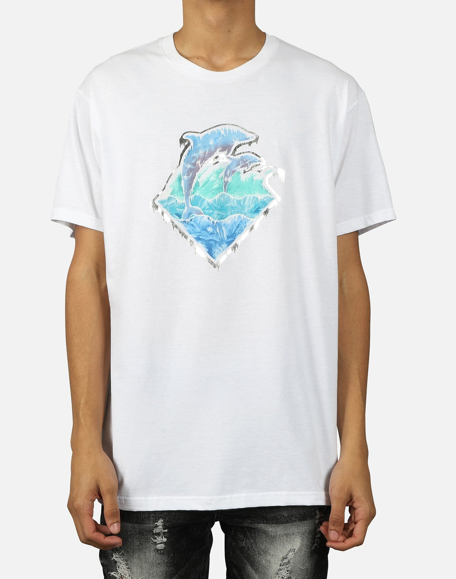 FROZEN WAVES TEE
