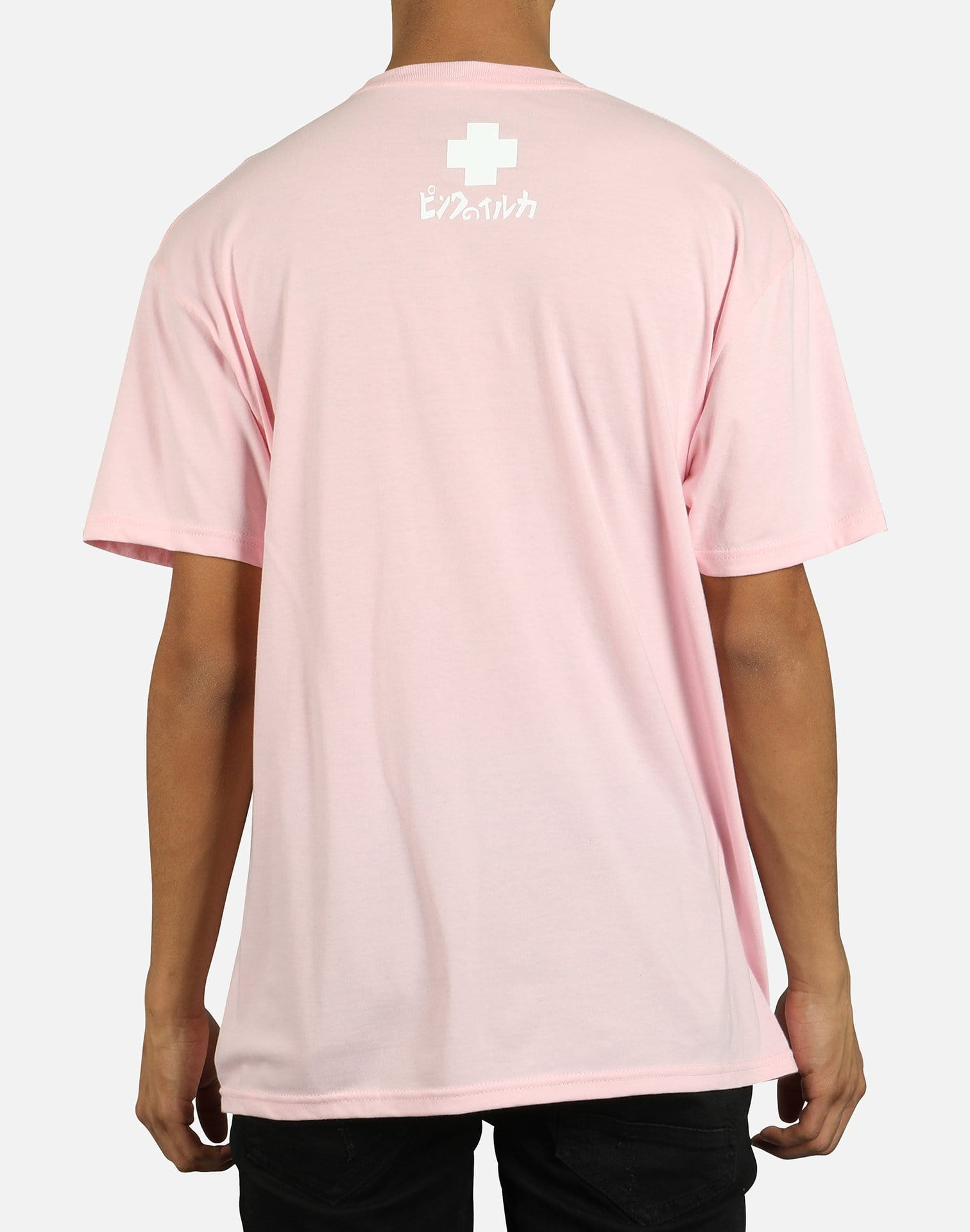 Pink Dolphin Men's Holiday Portrait Tee