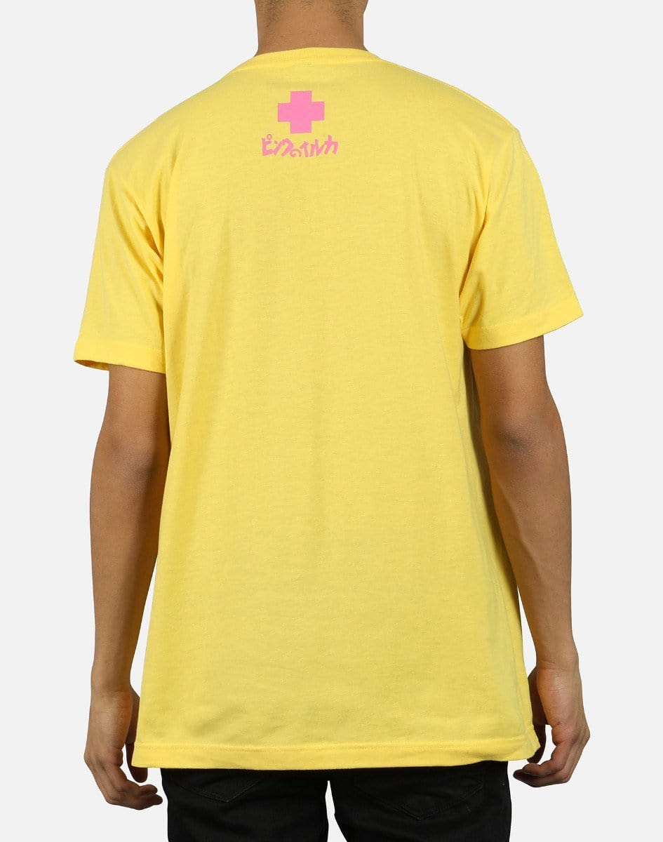 Pink Dolphin Men's Wave Club Tee