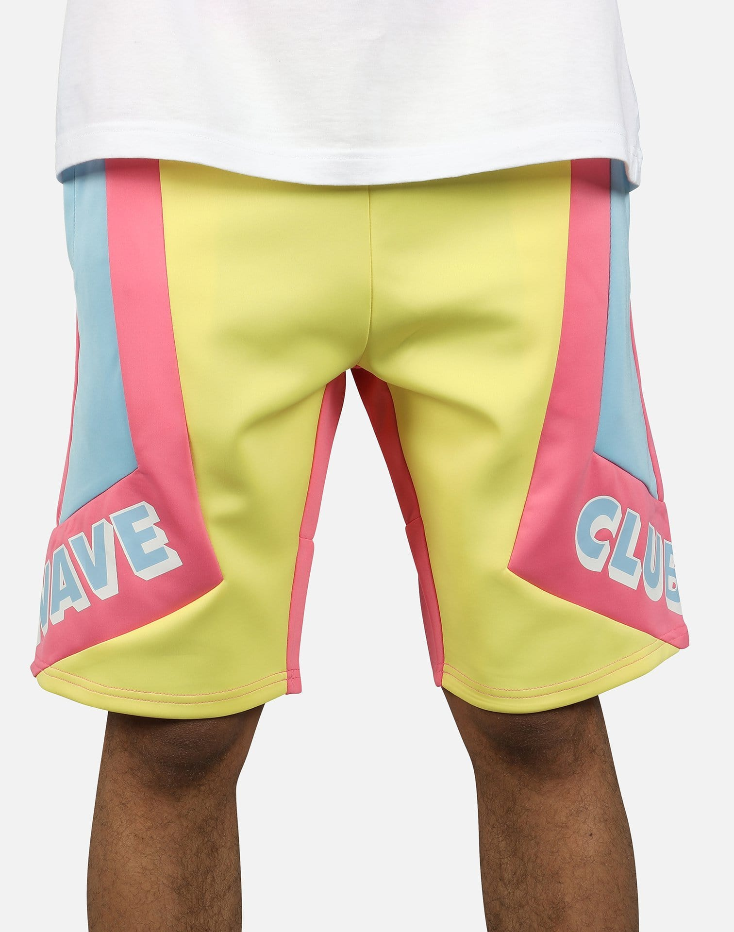 Pink Dolphin Men's Wave Club V2 Shorts