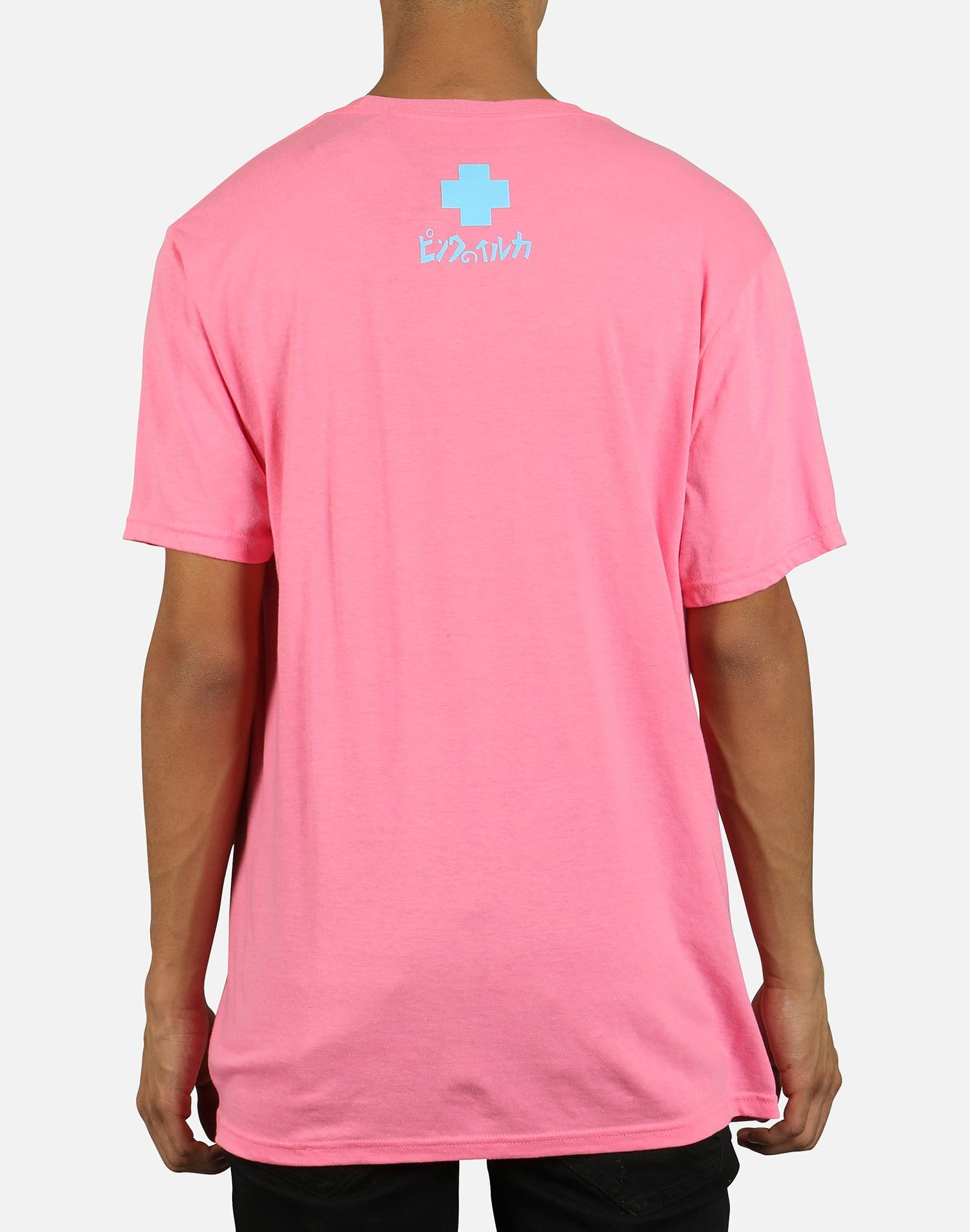 Pink Dolphin Men's Ride The Tire Tee