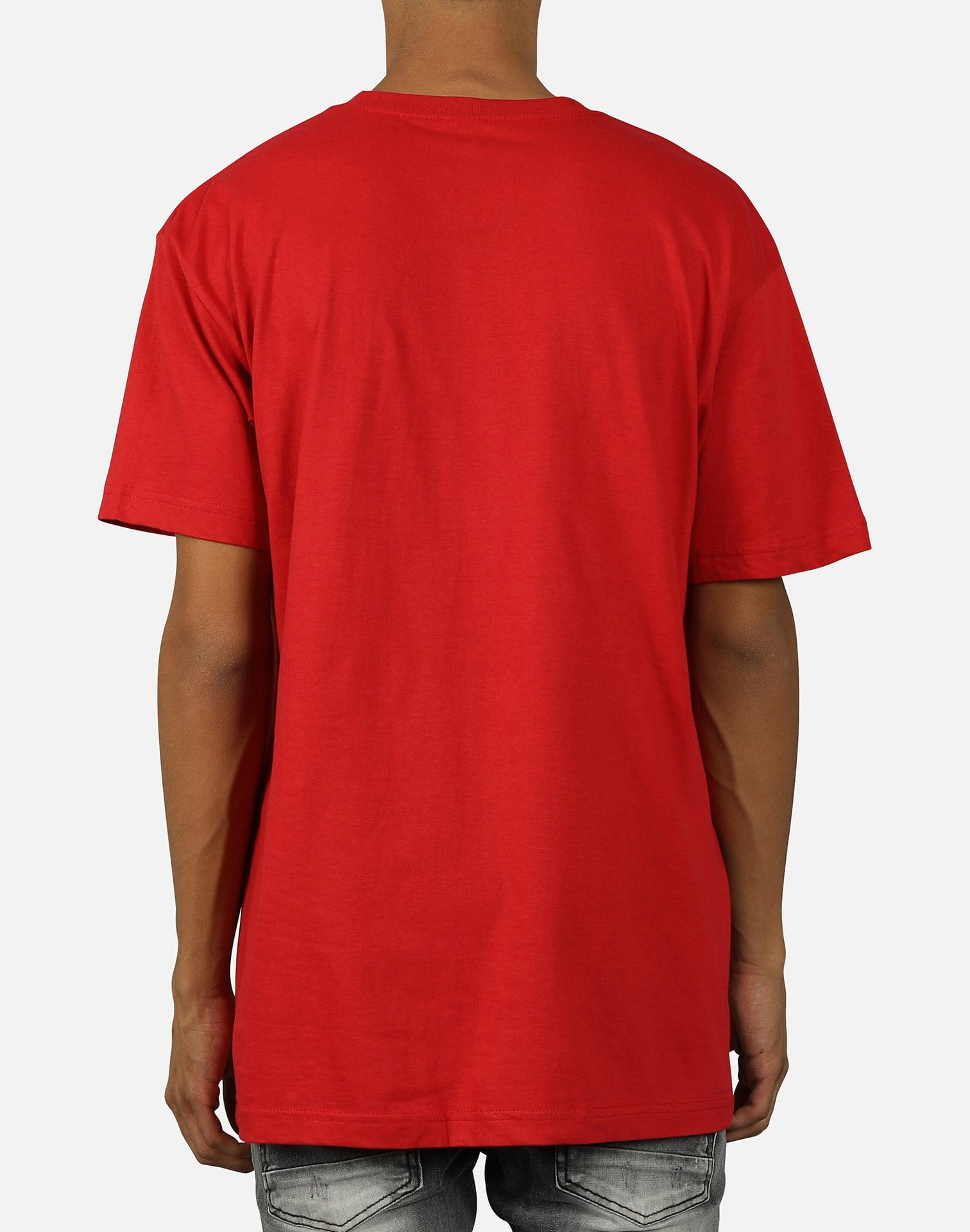 Prvte Apparel Group Inc. Men's No Love Spray Tee