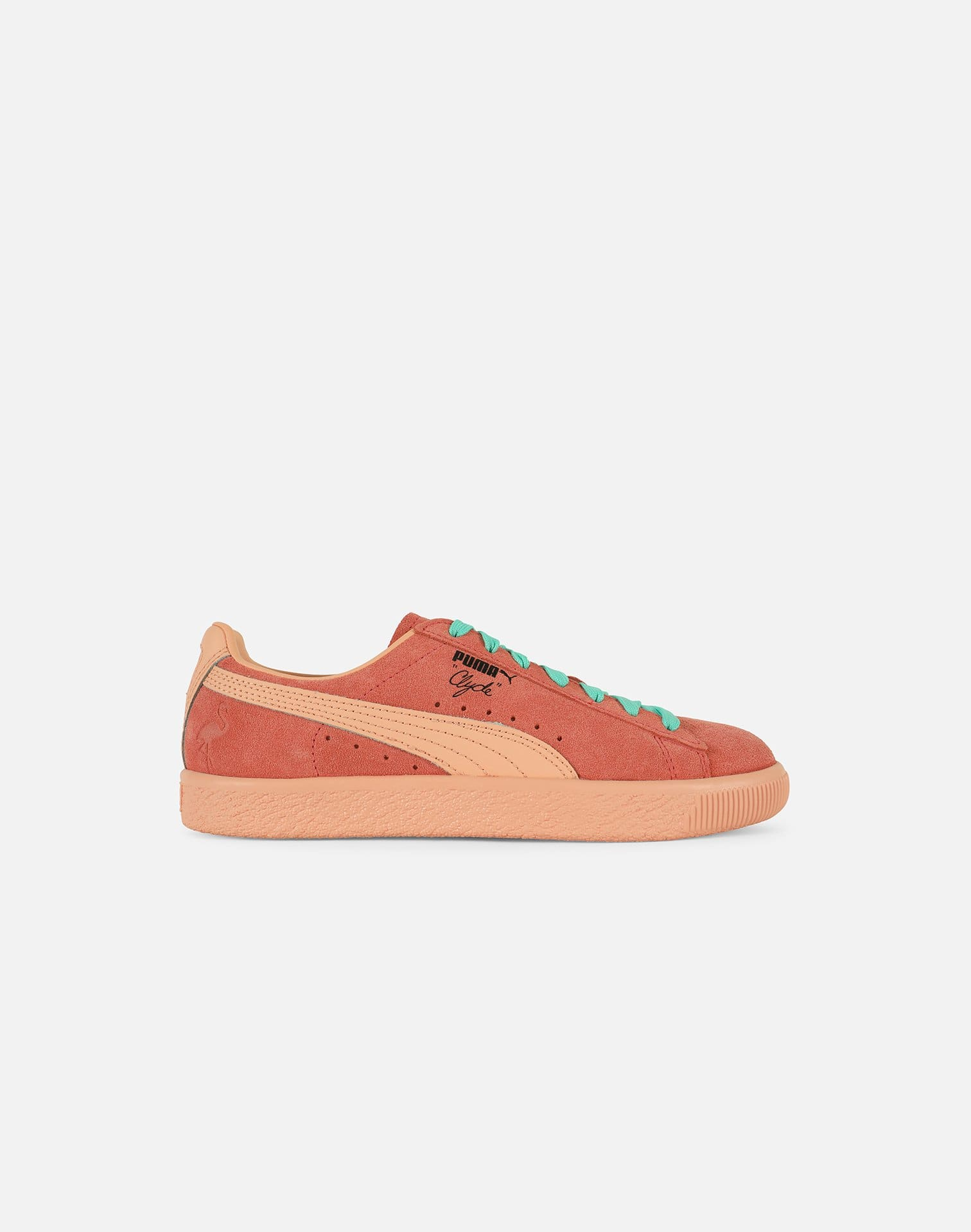 PUMA Clyde Suede 'South Beach' Grade-School