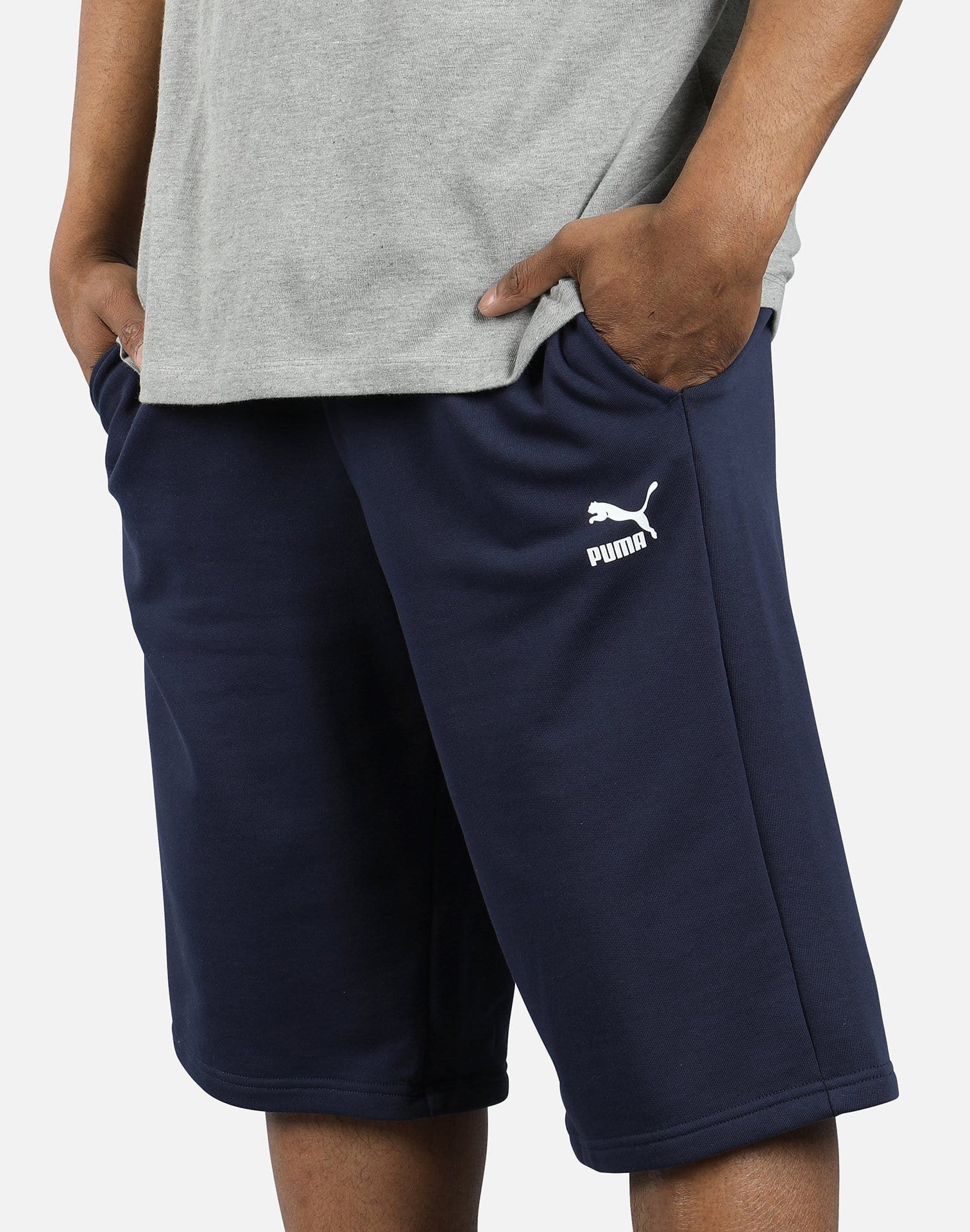 PUMA Men's Archive Logo Bermuda Shorts