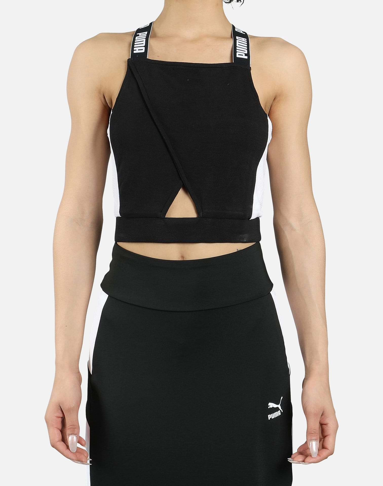 PUMA Women's Archive Crop Top