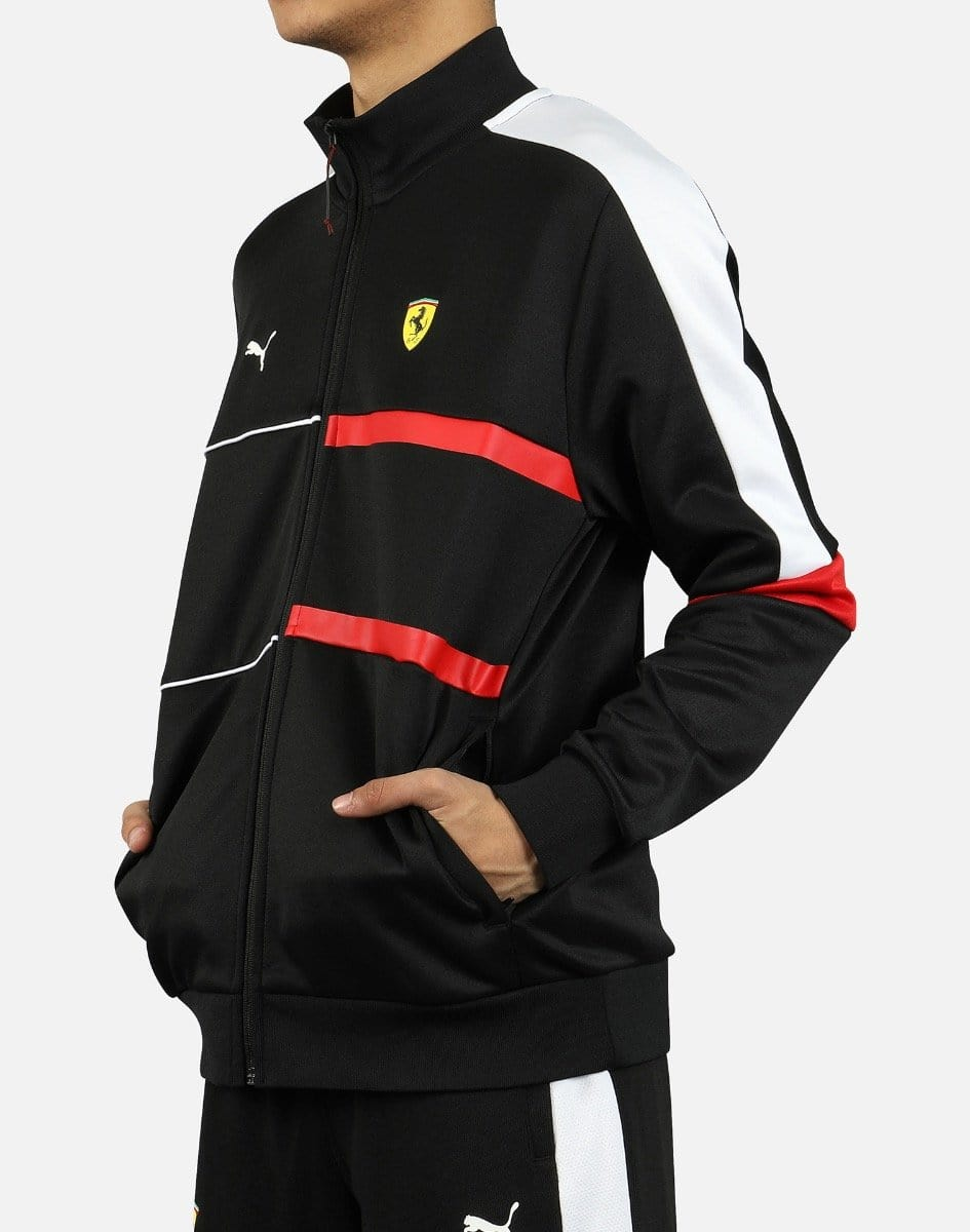 PUMA Men's SF T7 Track Jacket