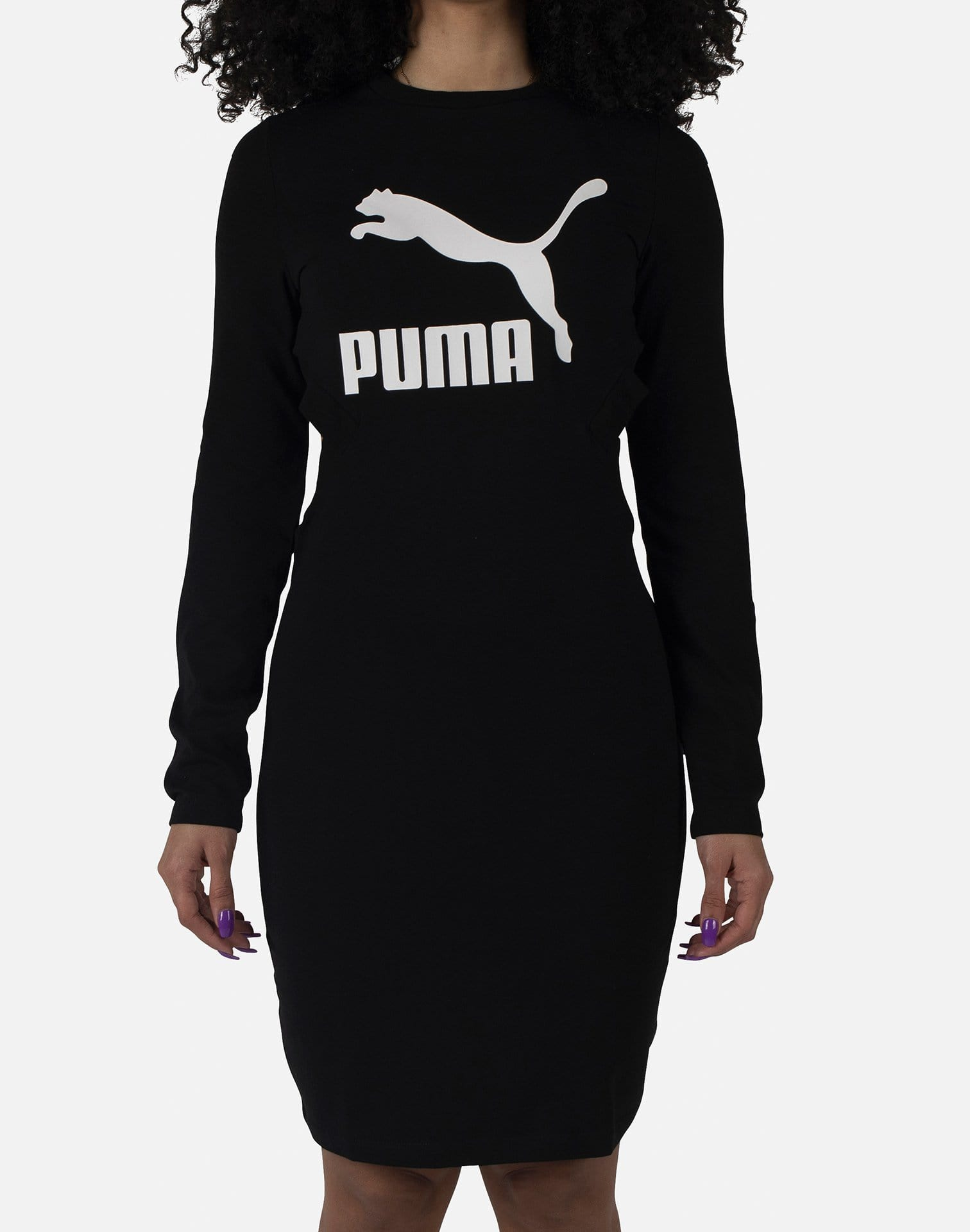 PUMA Women's Classics Logo Tight Dress