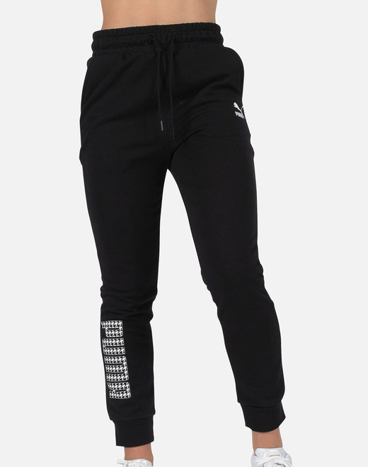 HOUNDSTOOTH LOGO JOGGER PANTS