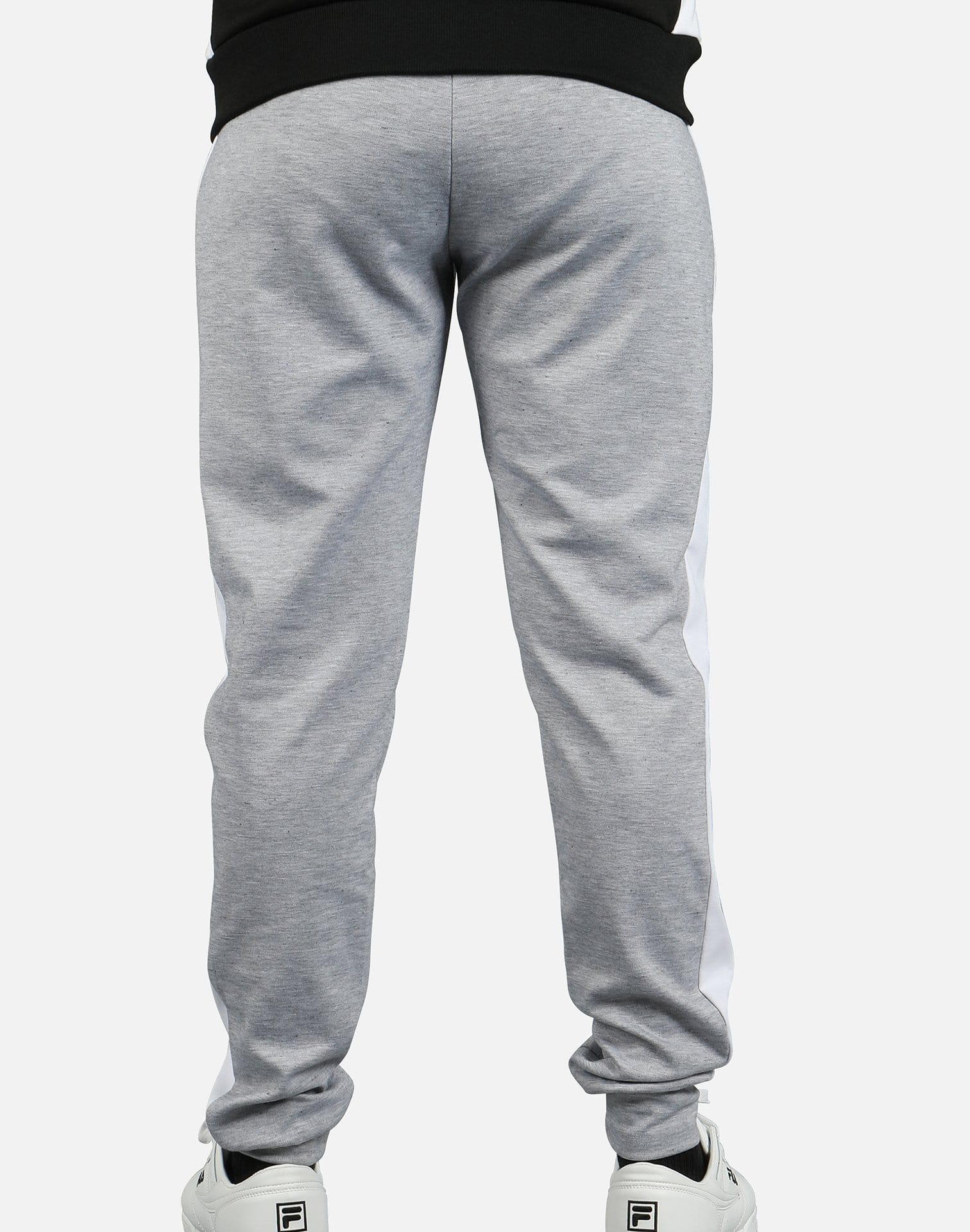 Red Fox Stripe Fleece Jogger Pants