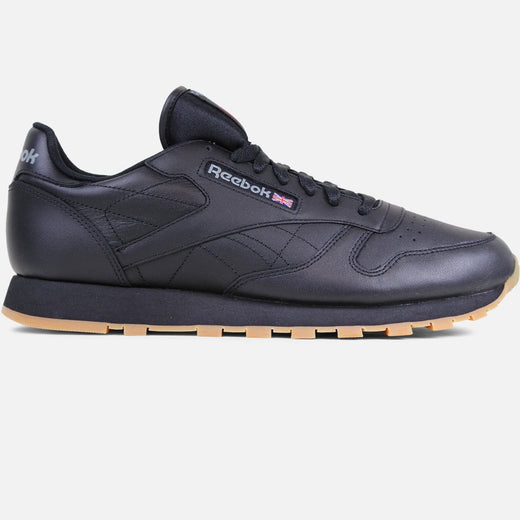 Reebok Classic Leather (Black/Gum)