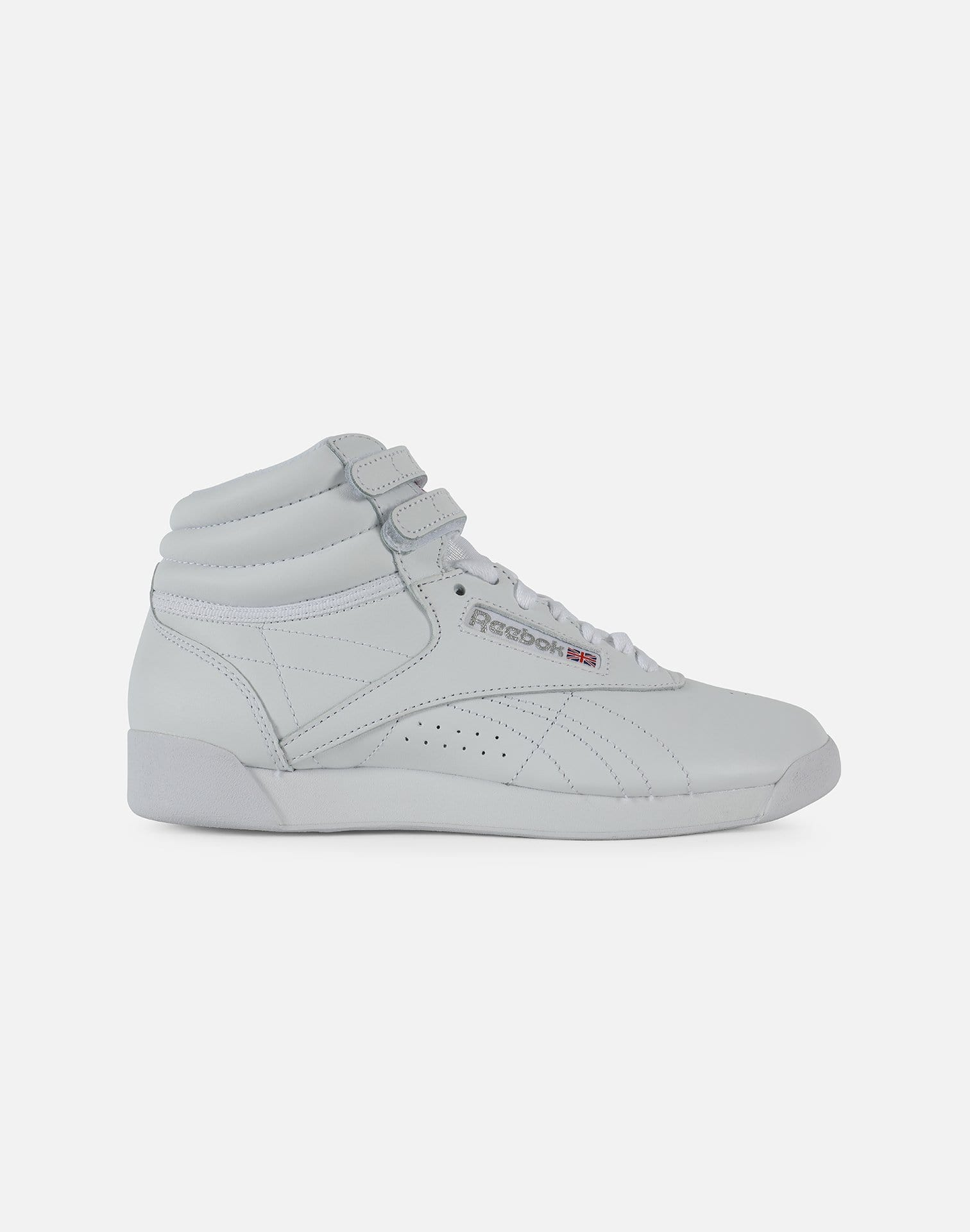 Reebok Women's Freestyle Hi Leather