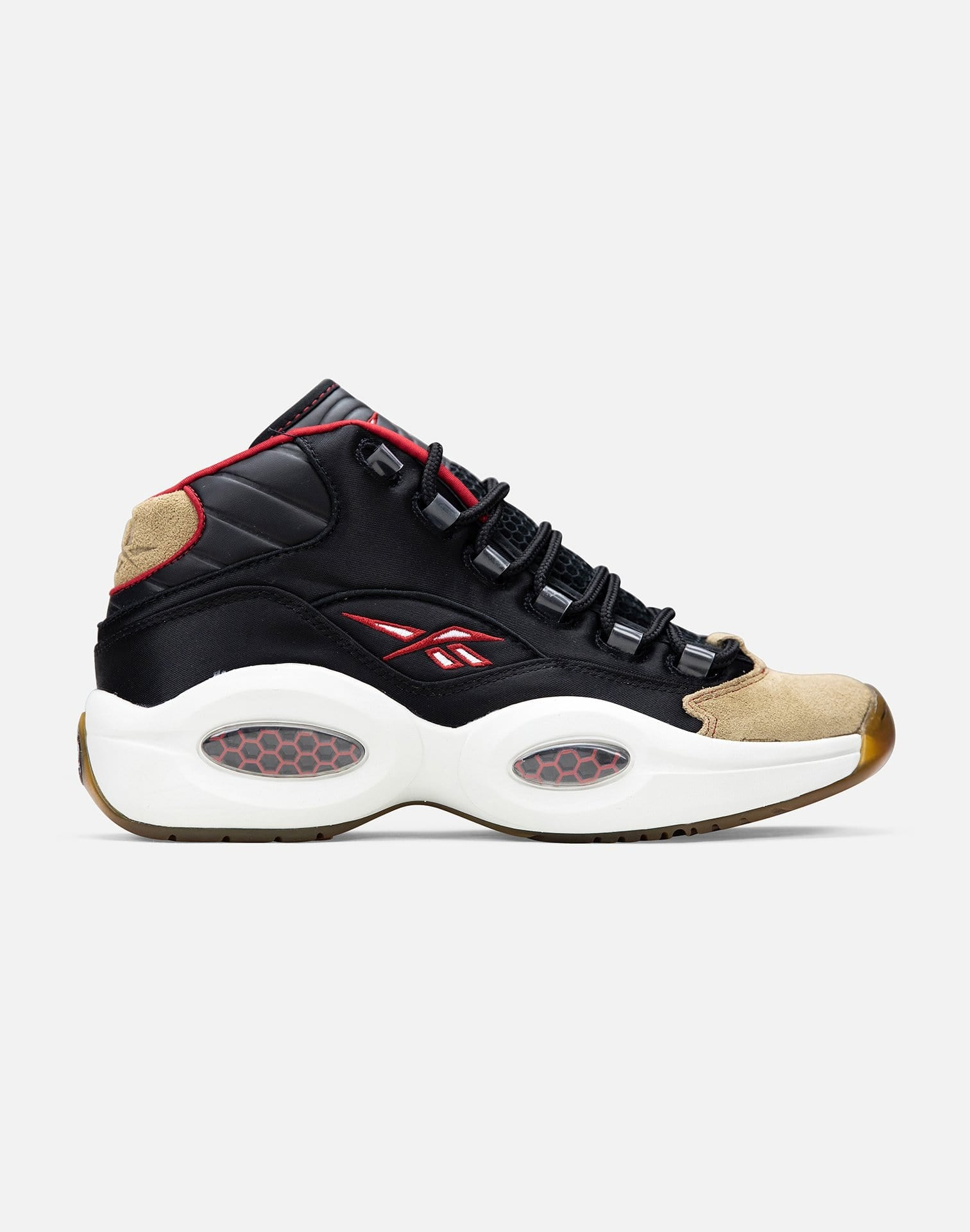 Reebok QUESTION MID 'SONICS ALTERNATE'