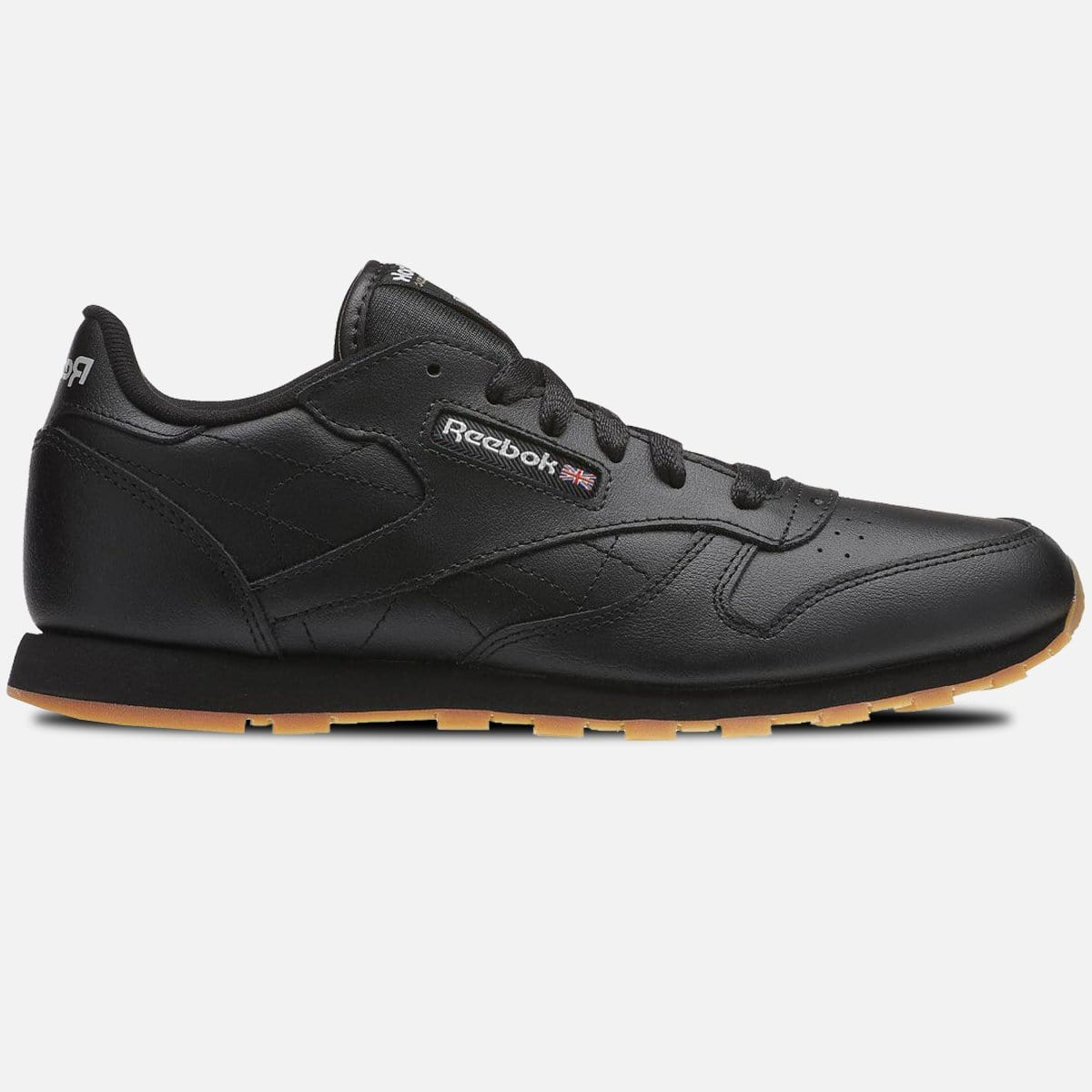 RUVilla.com is where to buy the Reebok Classic Leather (Black/Gum)!