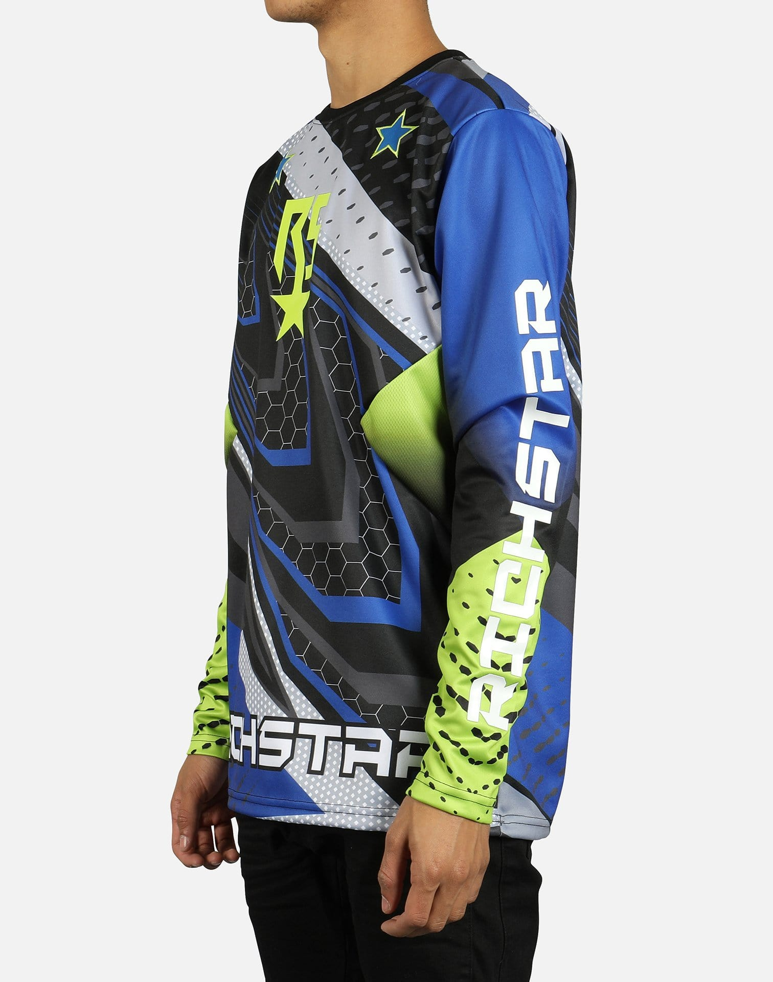 Rich Star Moto 2.0 Long Sleeve Shirt