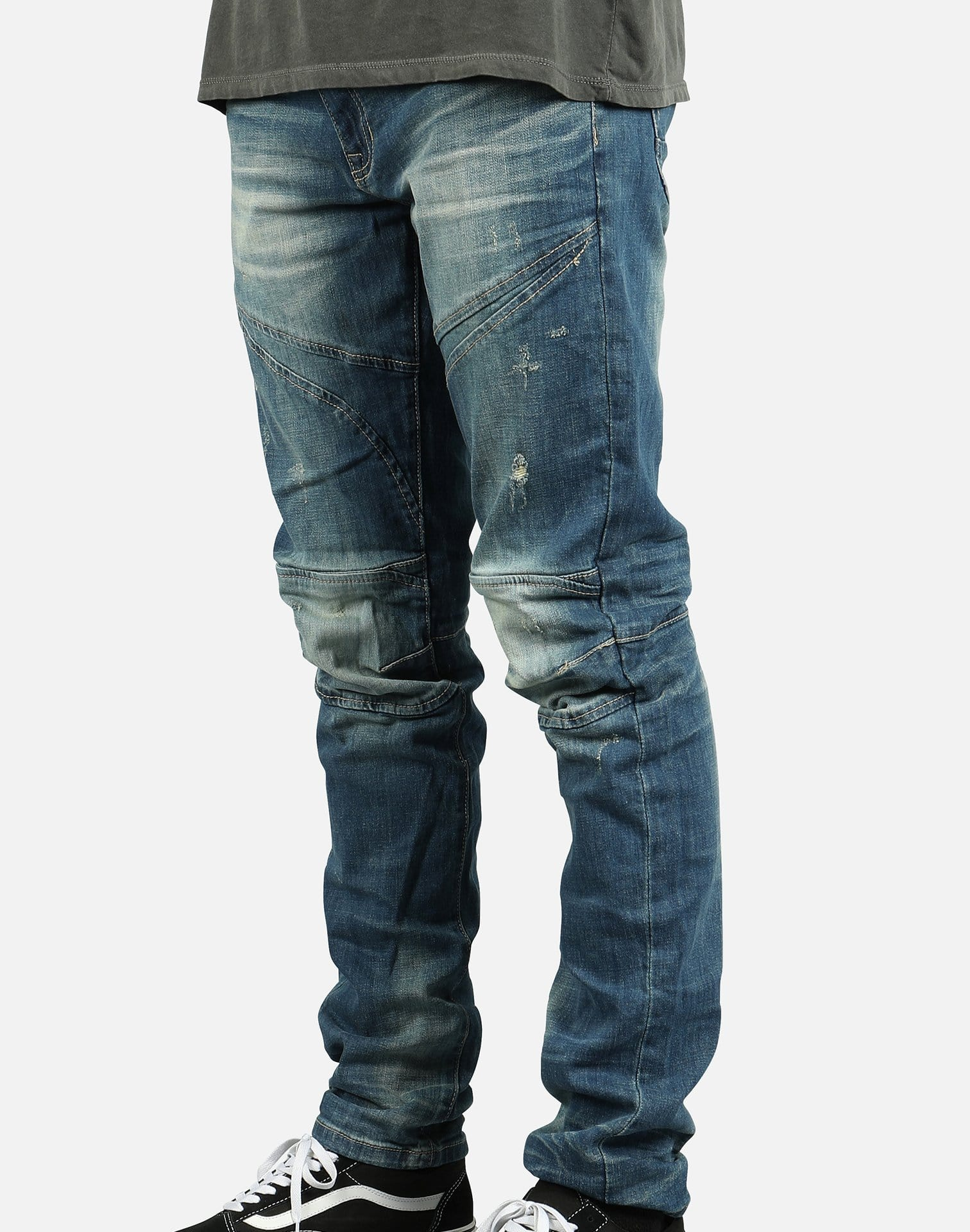 Smoke Rise Men's Fashion Denim Jeans
